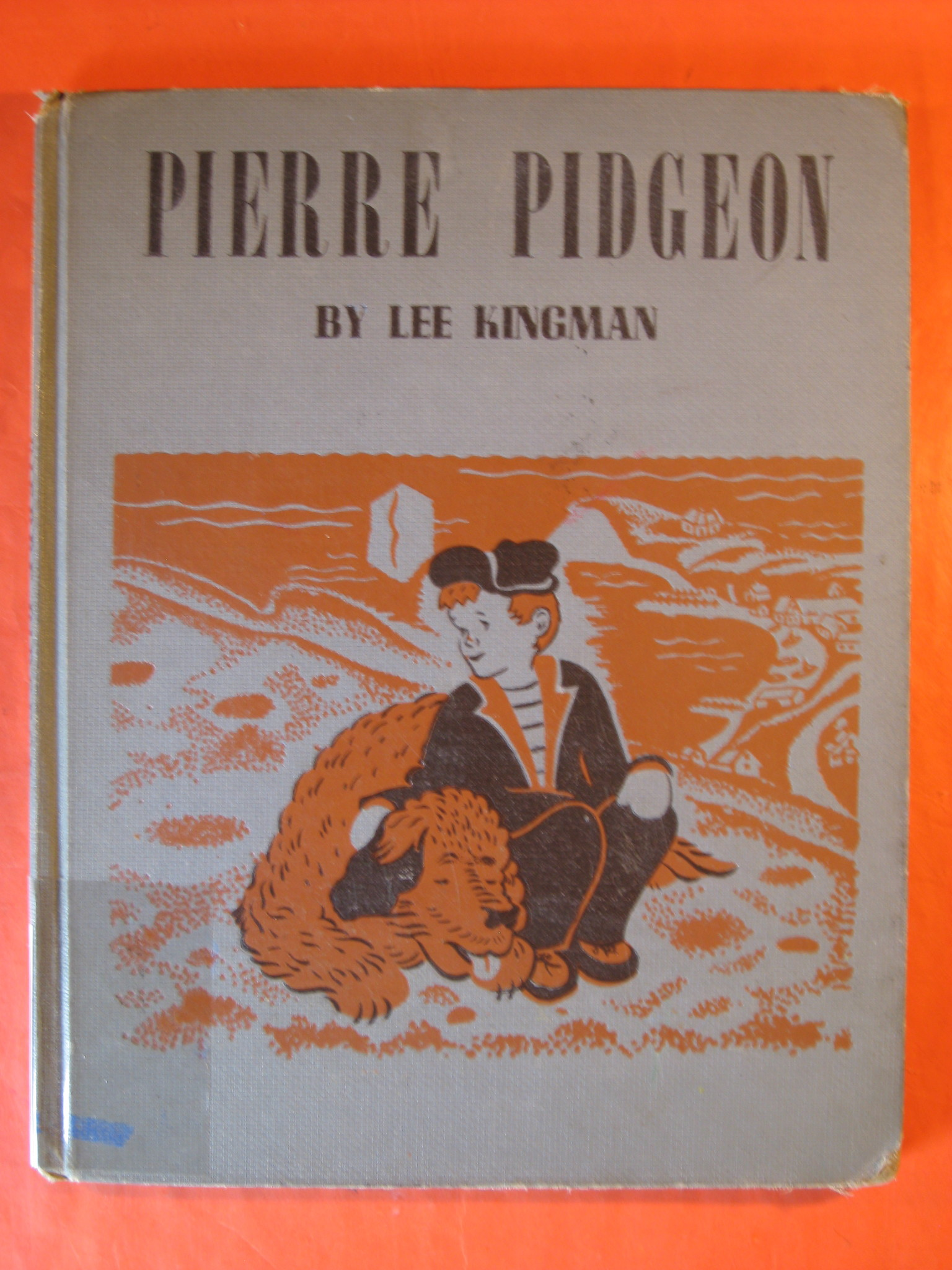 Pierre Pidgeon, Kingman, Lee