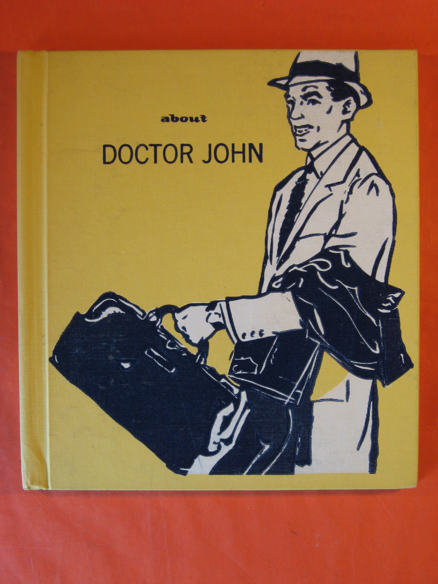 Image for About Doctor John