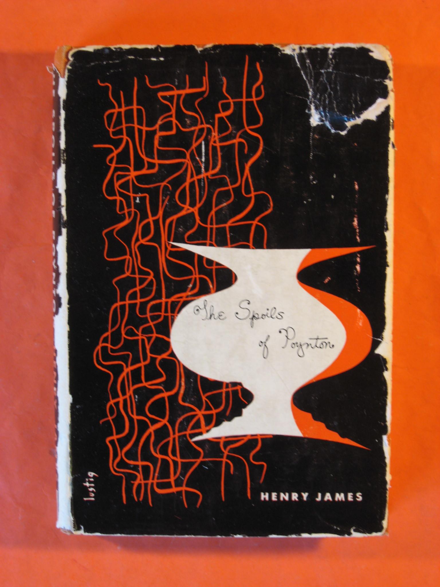The Spoils of Poynton, James, Henry