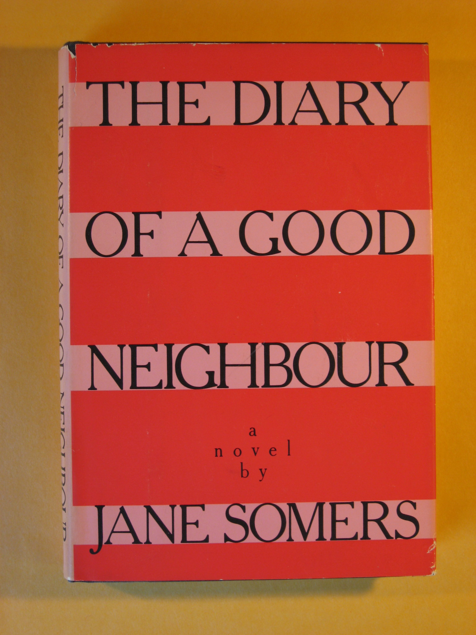 Diary of Good Neighbour, Somers, Jane