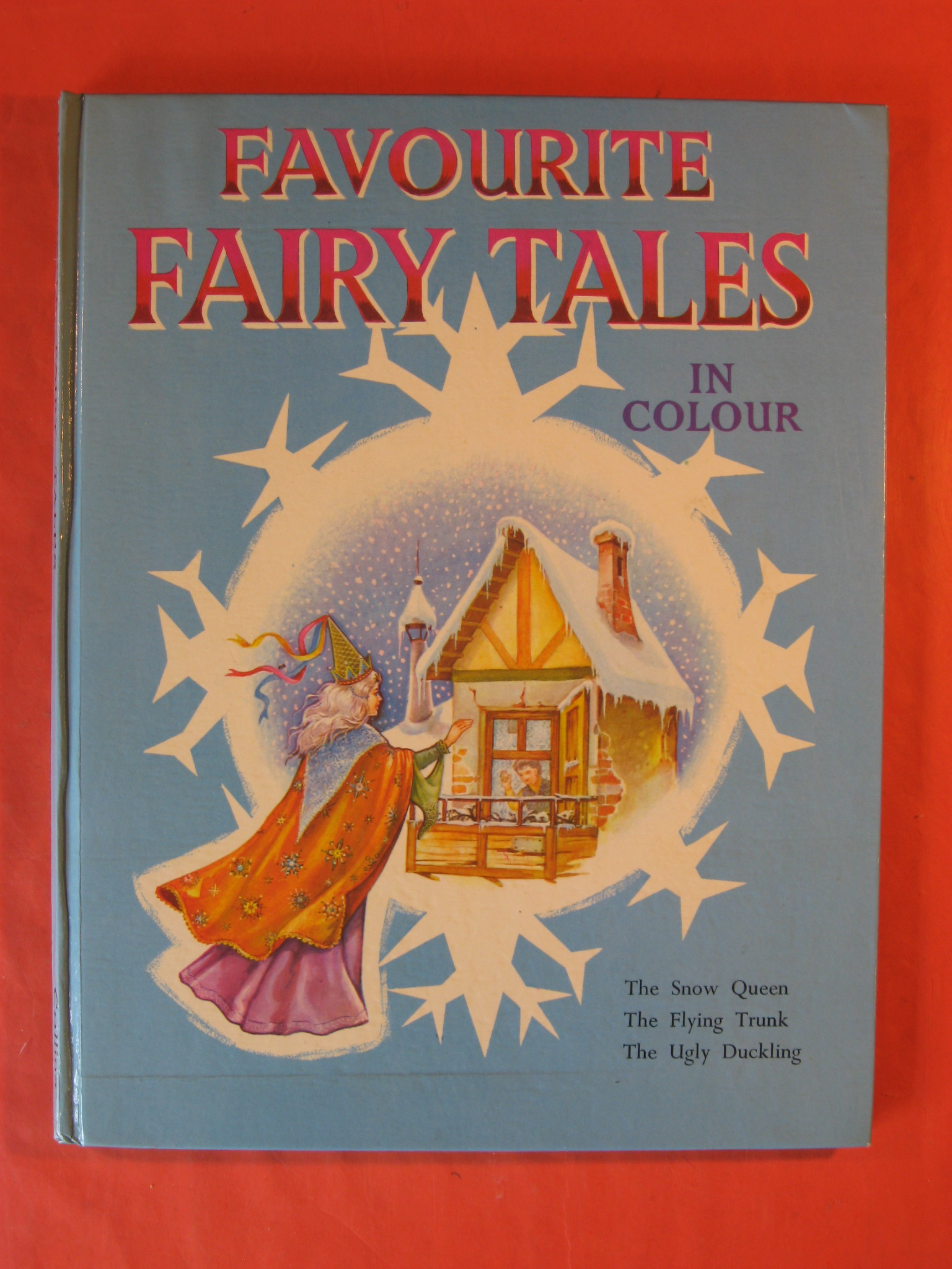 Favourite Fairy Tales, Anderson, Hans Christian