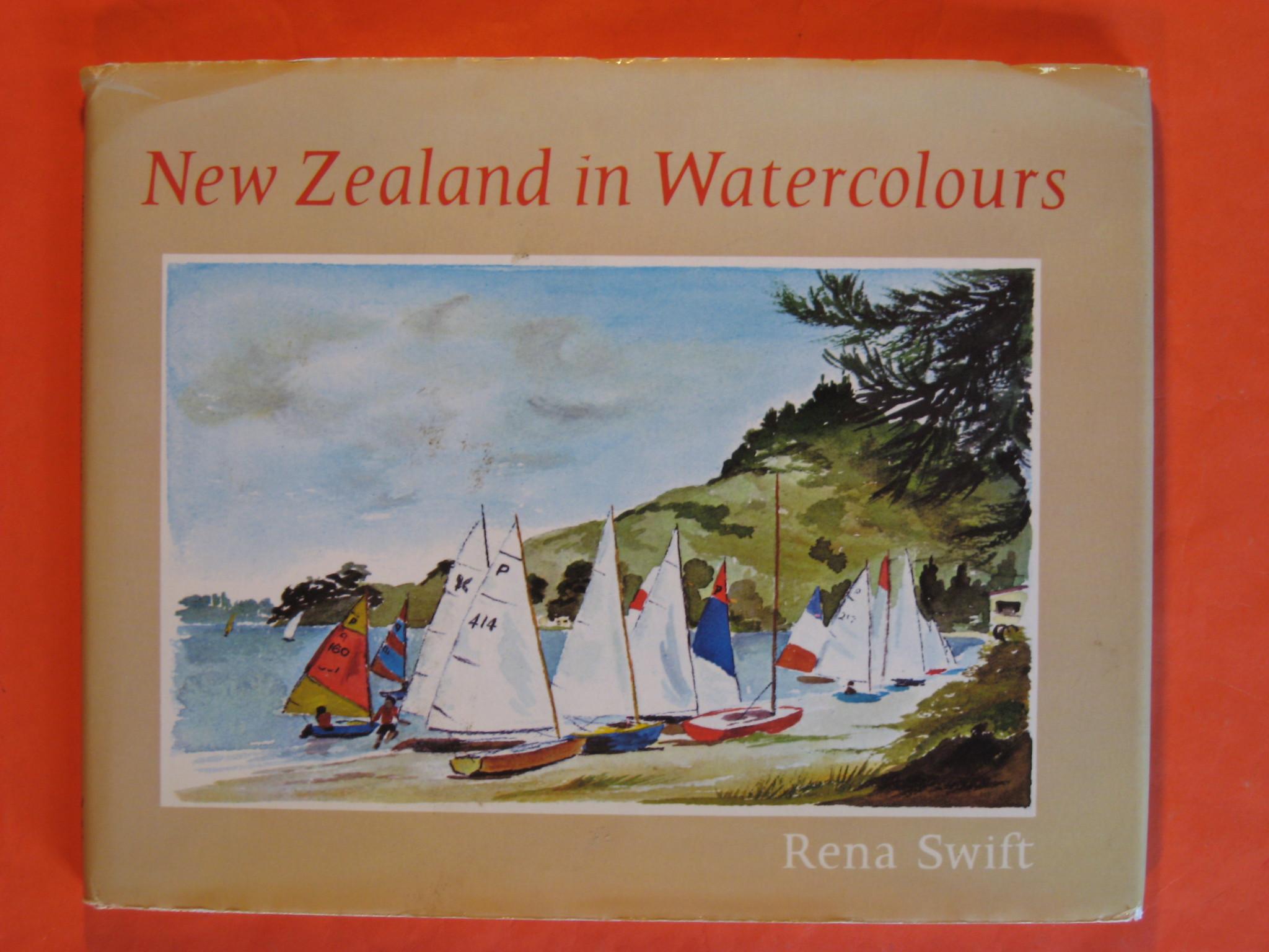 New Zealand in Watercolours, Swift, Rena