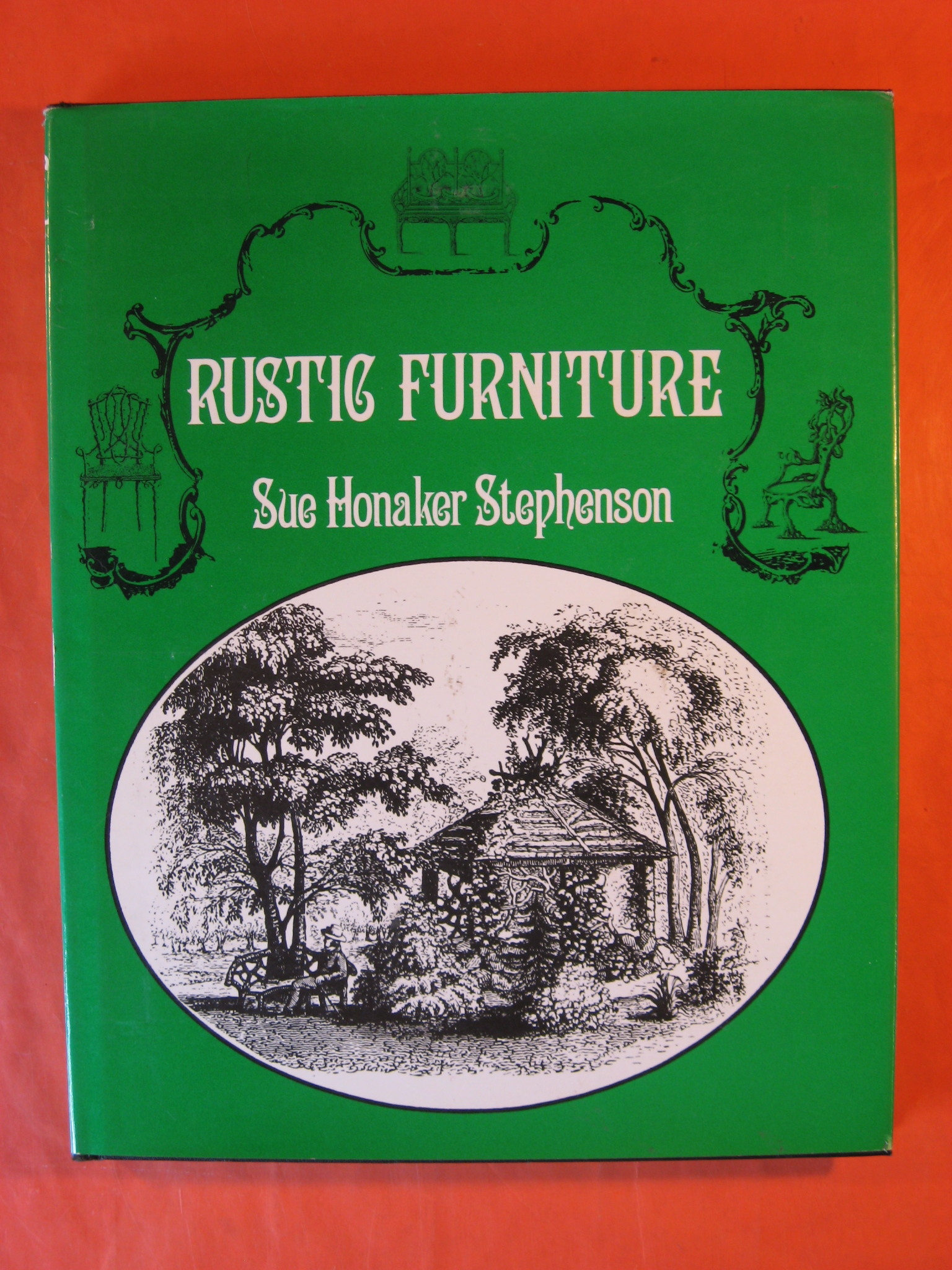 Rustic Furniture, Stephenson, Sue Honaker
