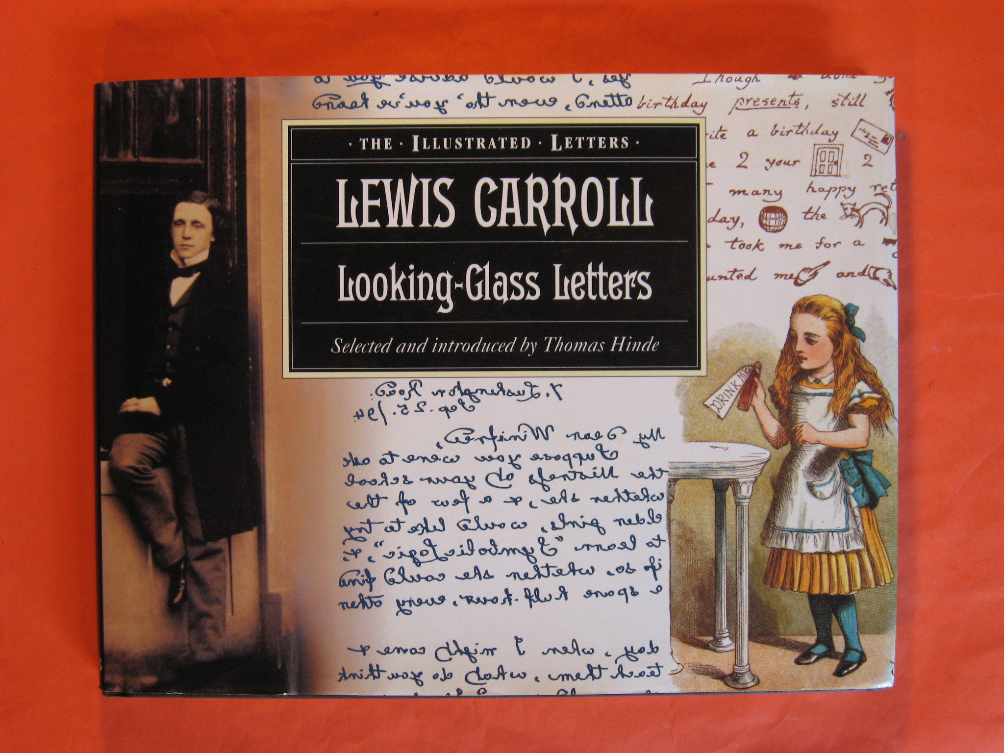Looking-Glass Letters:  Selected and Introduced by Thomas Hinde, Carroll, Lewis