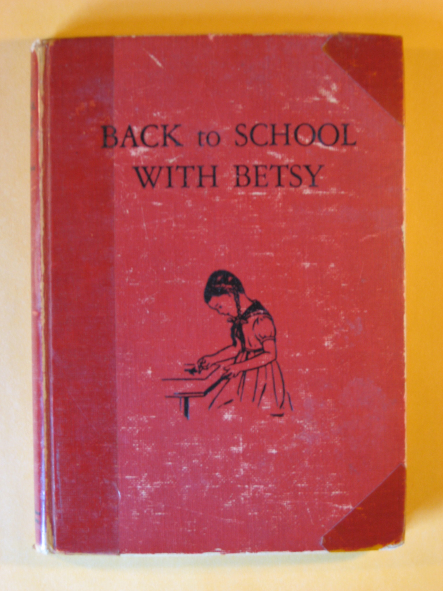 Back to School with Betsy, Haywood, Carolyn