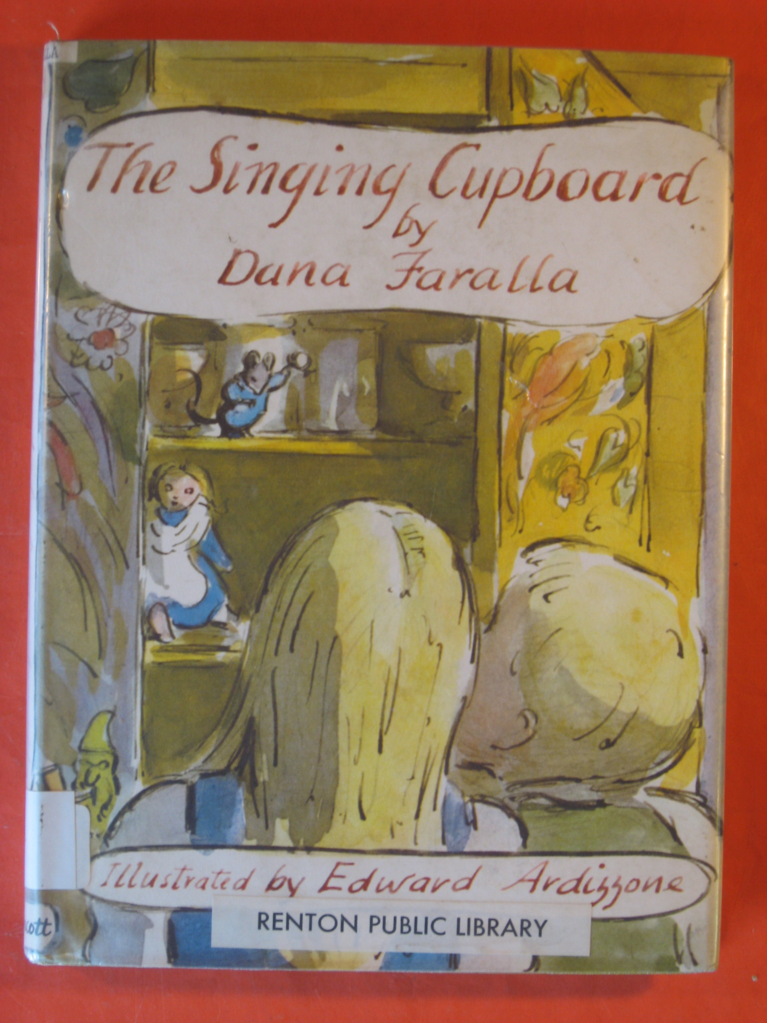 The Singing Cupboard, Faralla, Dana