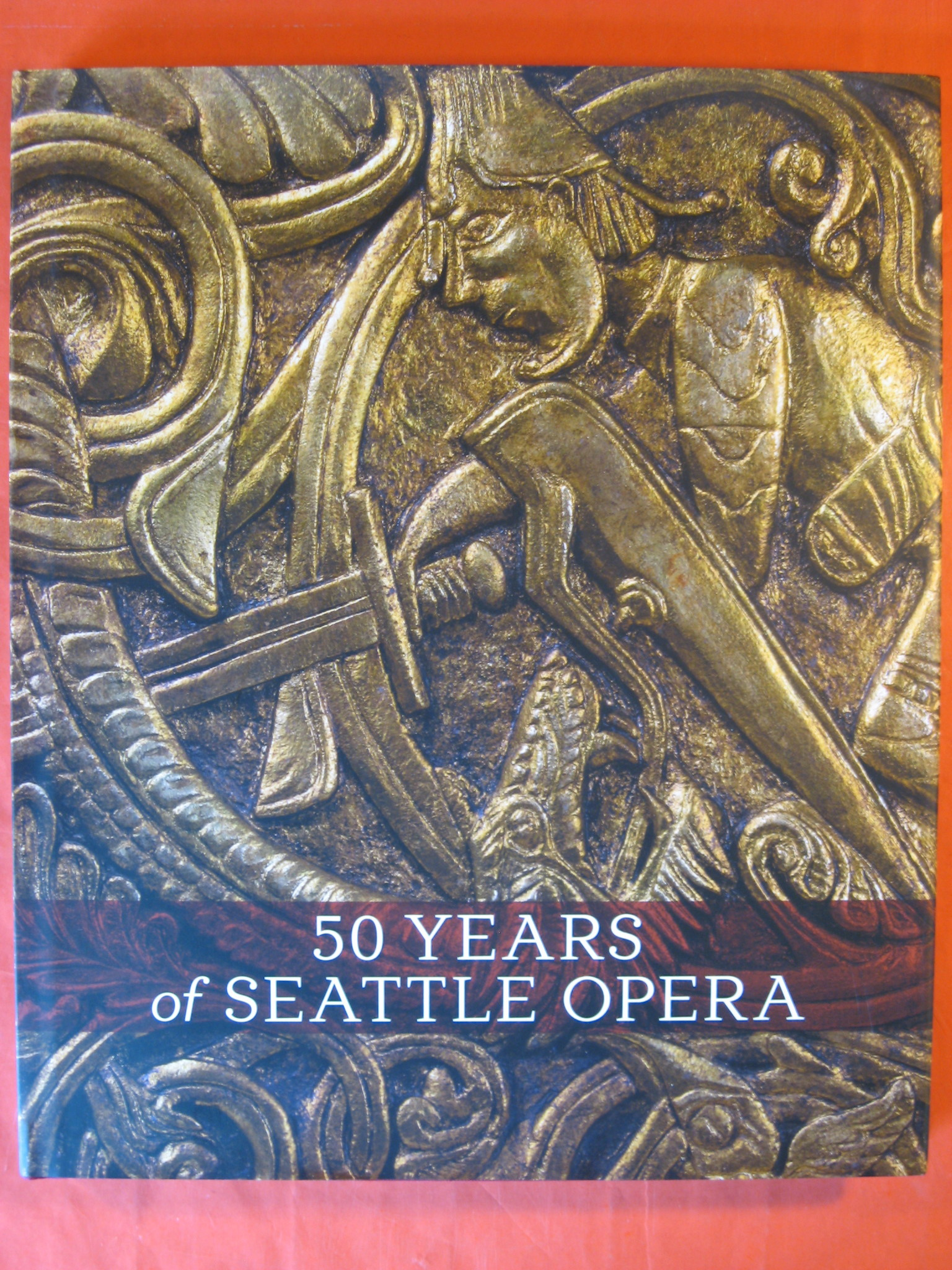 50 Years of Seattle Opera, Bargreen, Melinda