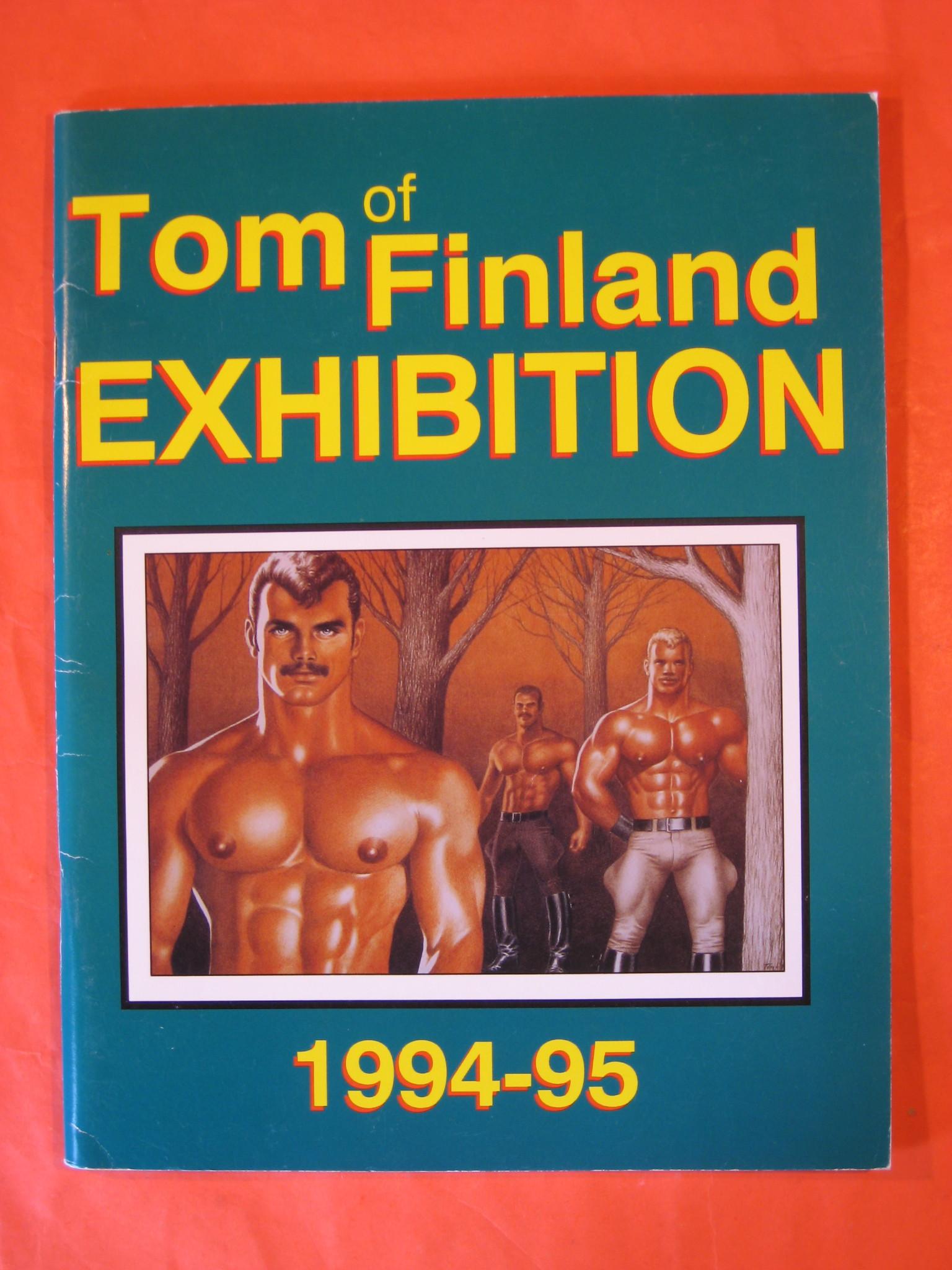 Tom of Finland Exhibition 1994-95, Finland, Tom; Touko