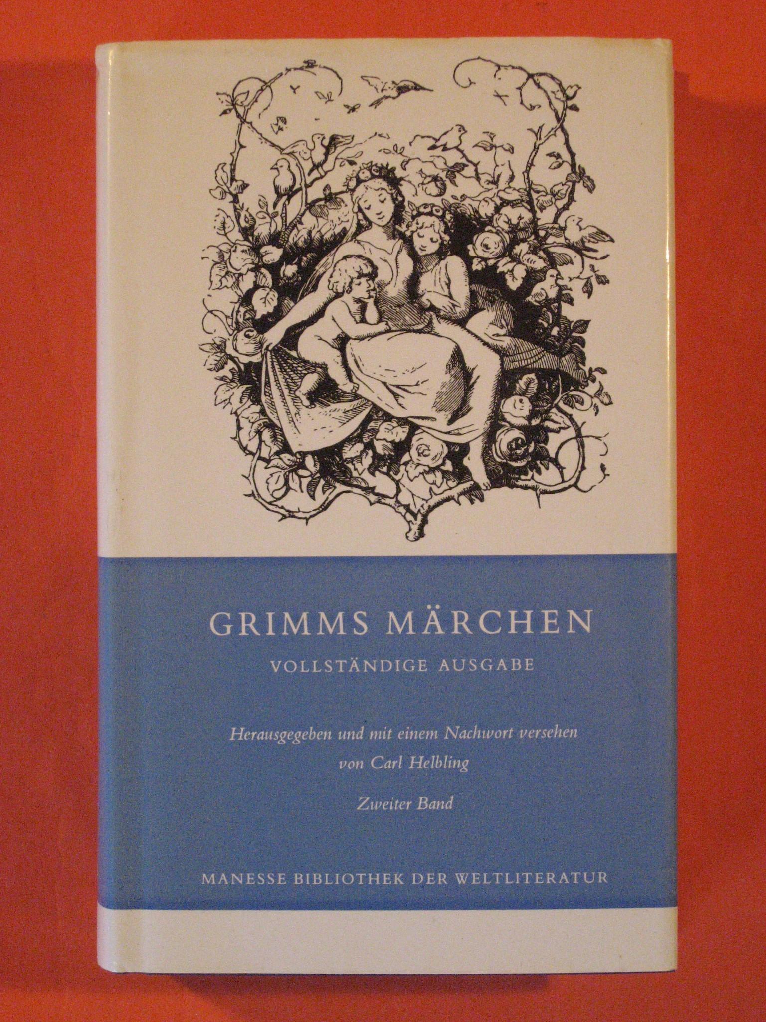 Grimms Marchen Vollstandige Ausgabe:  Kinder- und Hausmärchen  - Vol. 2, Jacob Grimm, Wilhelm Grimm
