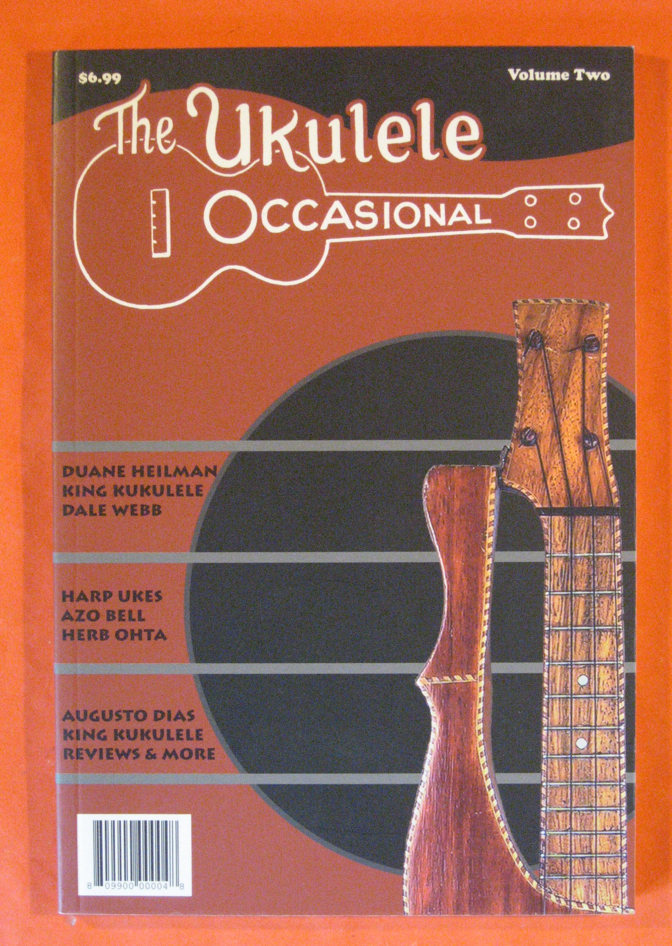 Ukulele Occasional;  Volume Two, The