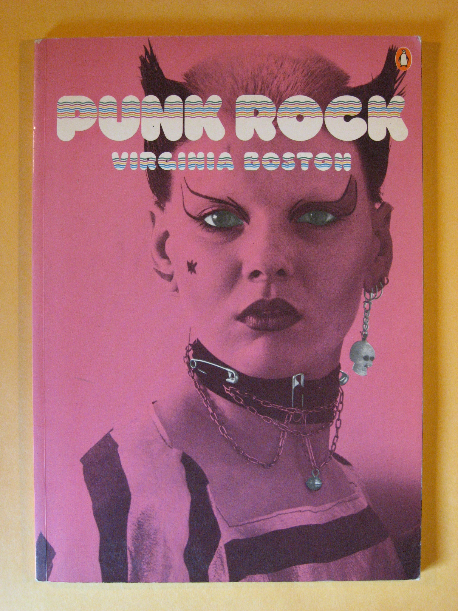 Punk Rock, Boston, Virginia
