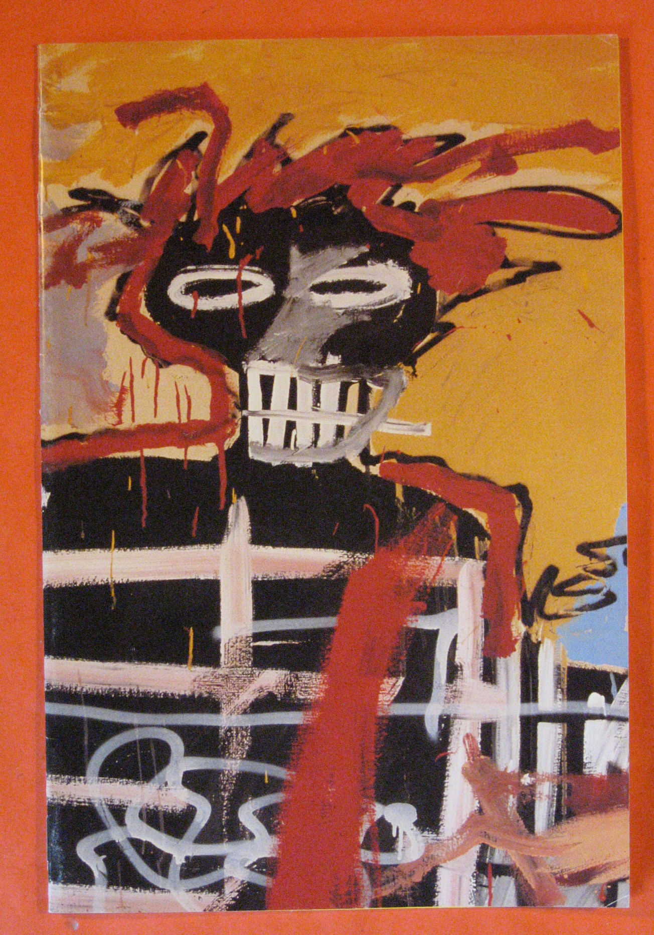 Jean-Michel Basquiat:  An Introduction for Students