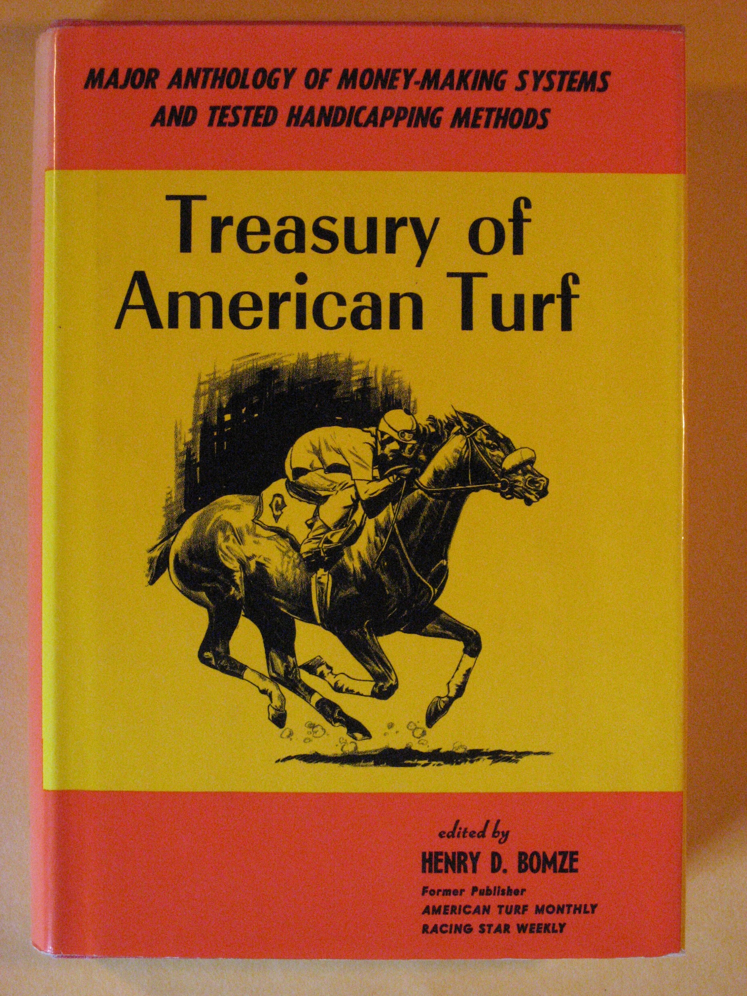 A Treasury of American Turf, Bomze, Henry