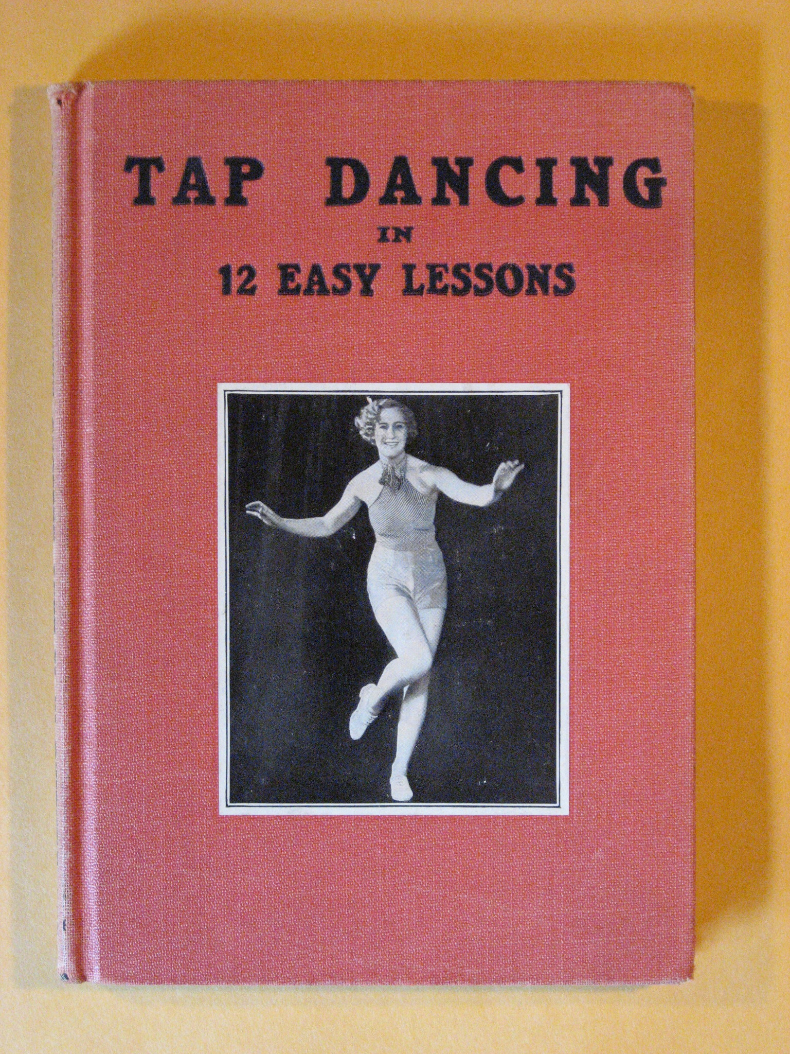 Tap Dancing in 12 Easy Lessons