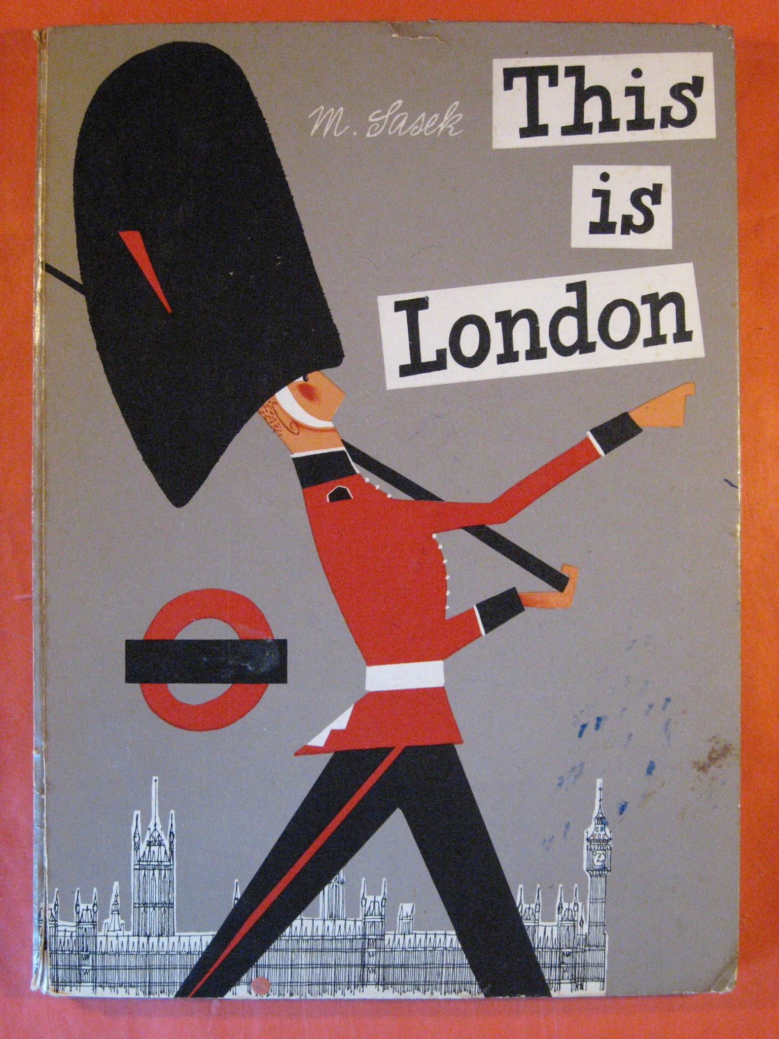 This Is London, Sasek, Miroslav