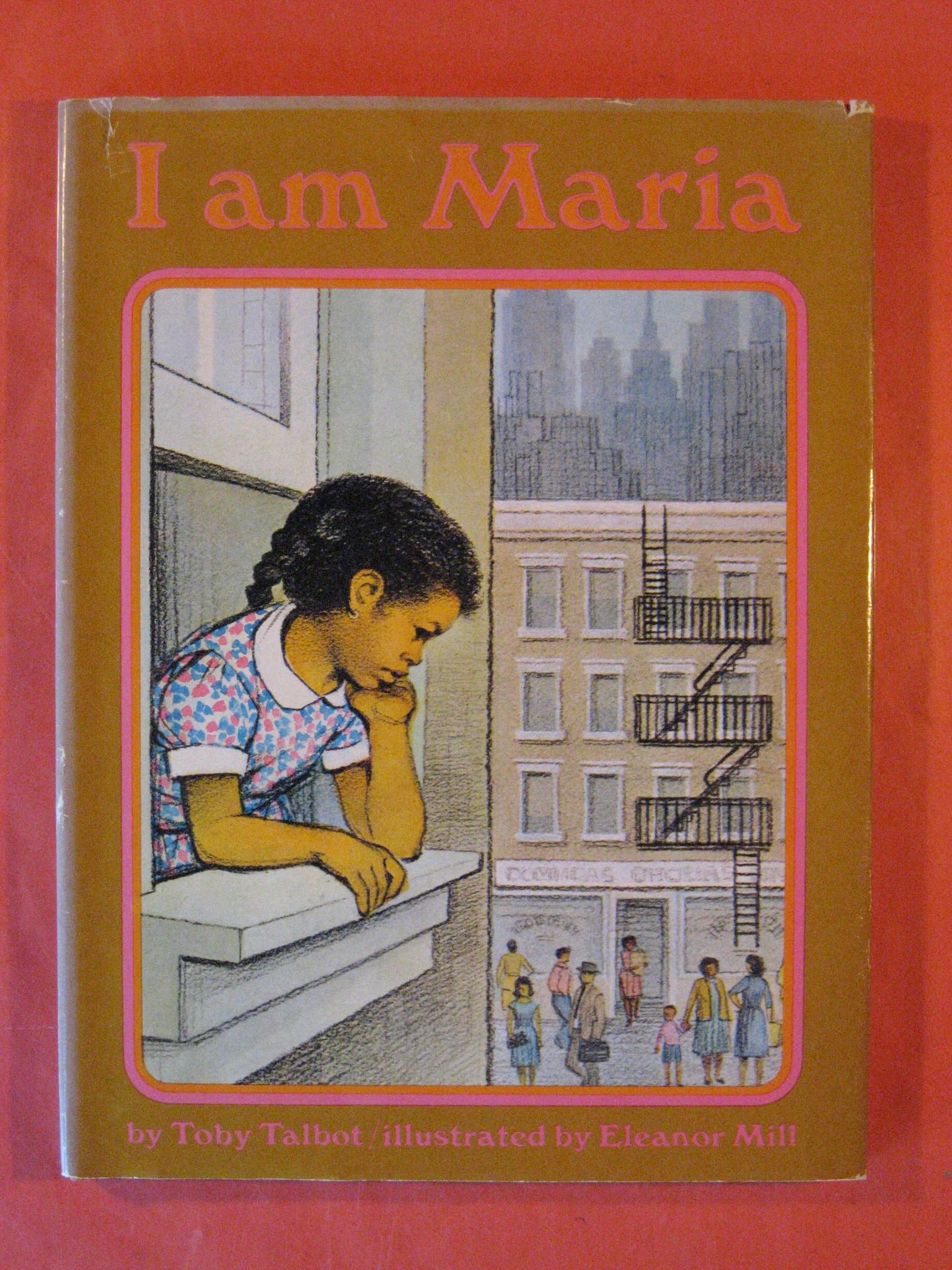 I am Maria, Talbot, Toby