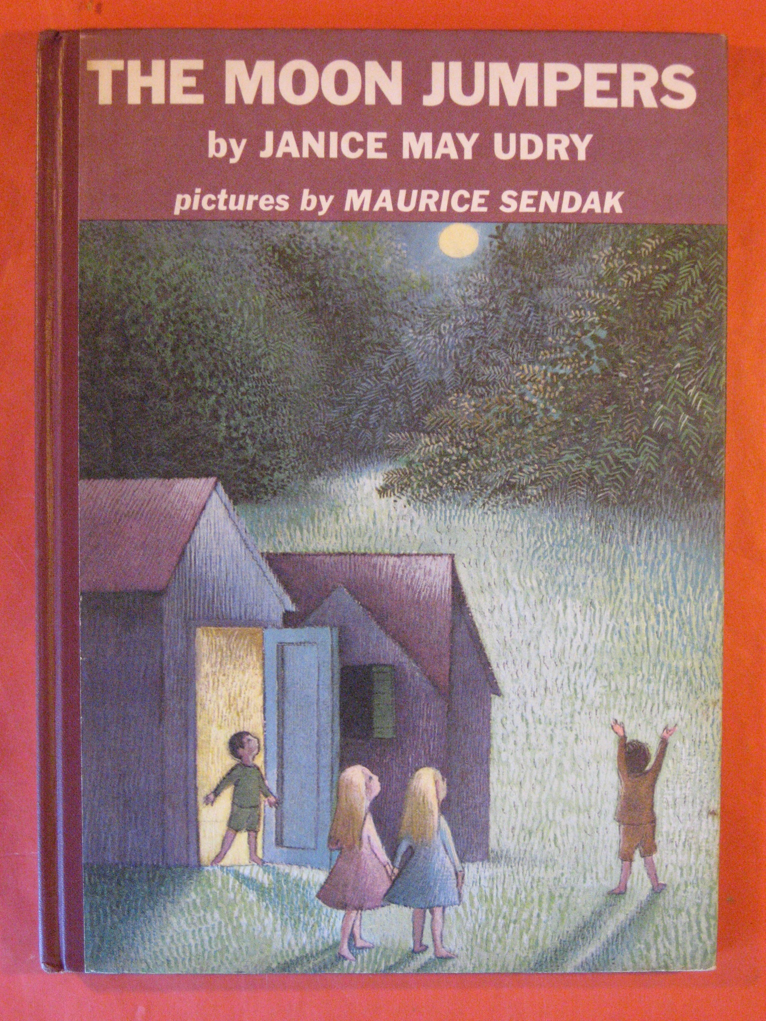 The Moon Jumpers, Udry, Janice May