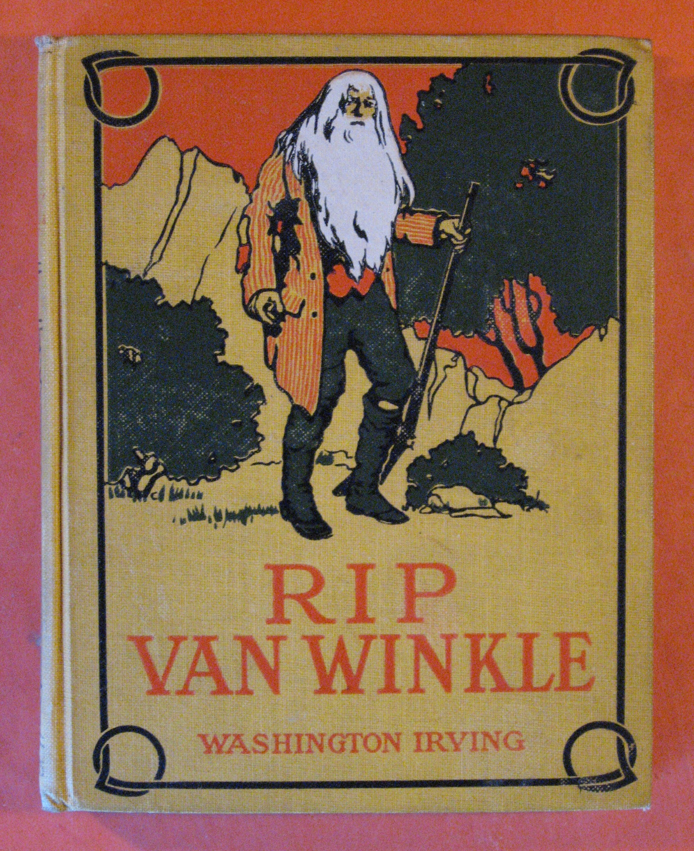 Rip Van Winkle: A Legend of the Hudson, Irving, Washington