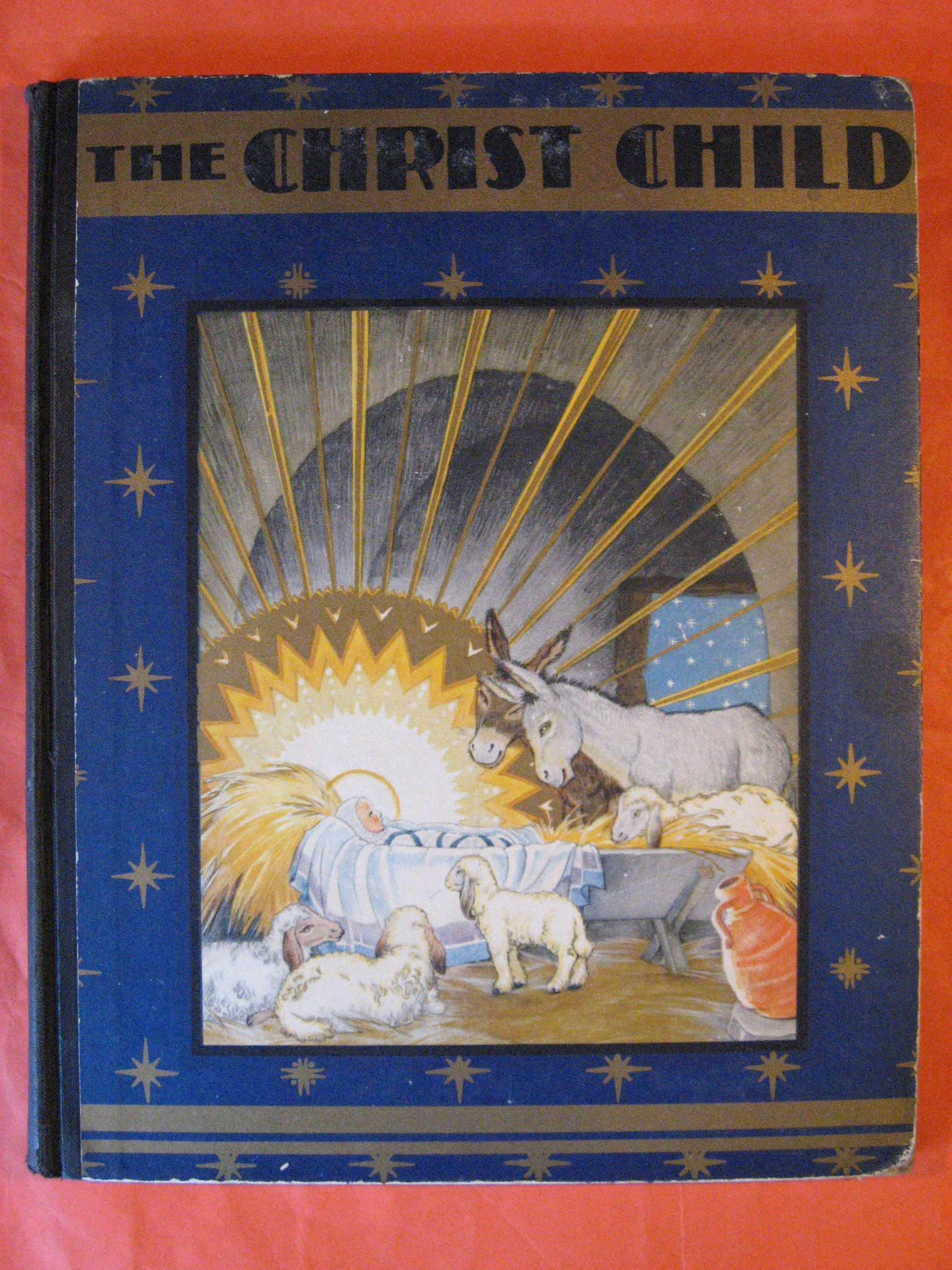 Image for Christ Child as Told By Matthew and Luke, The