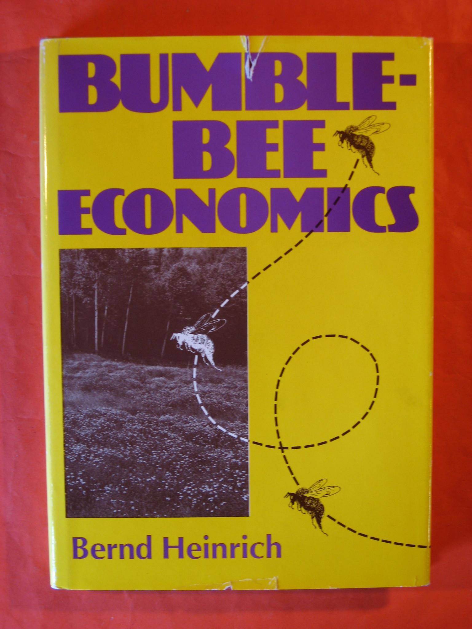 Bumblebee Economics, Heinrich, Bernd