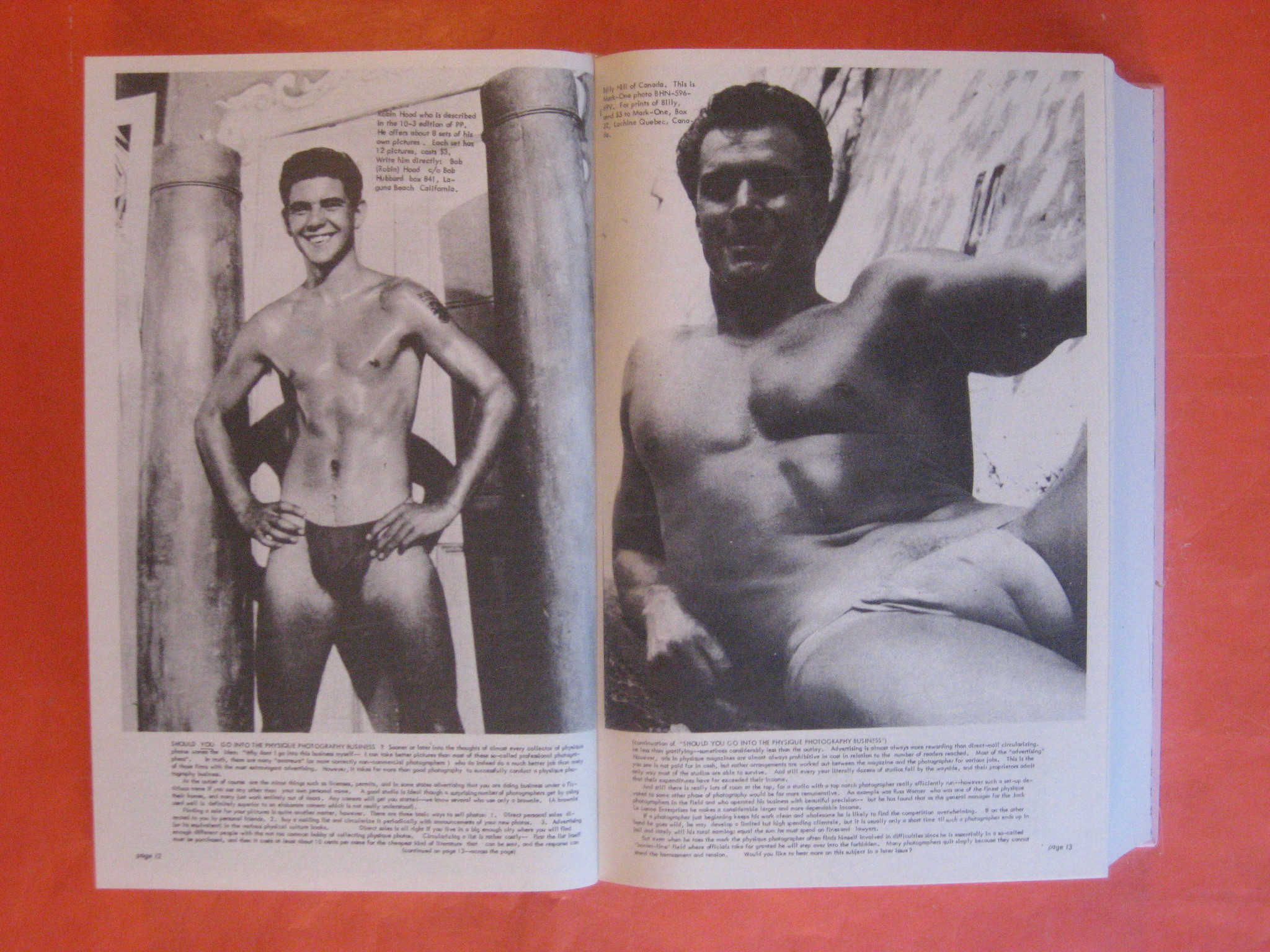 The Complete Reprint of Physique Pictorial 1960-1967 (Volume II), Mizer, Bob