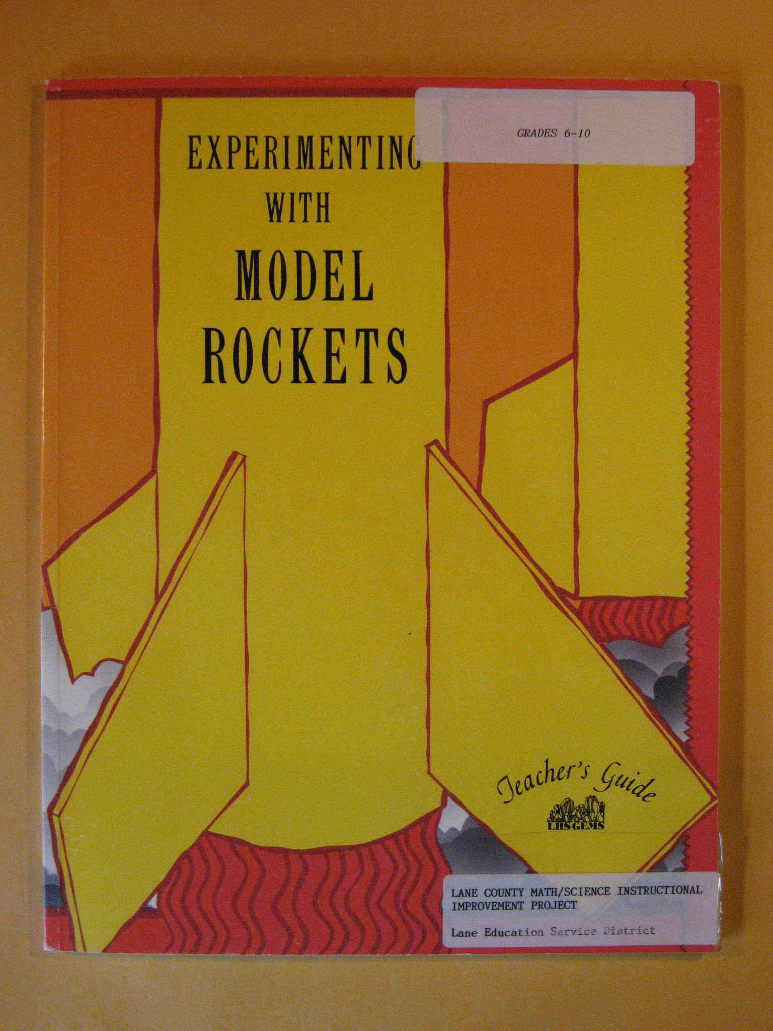 Experimenting with Model Rockets -- Teacher's Guide, Sneider, Cary