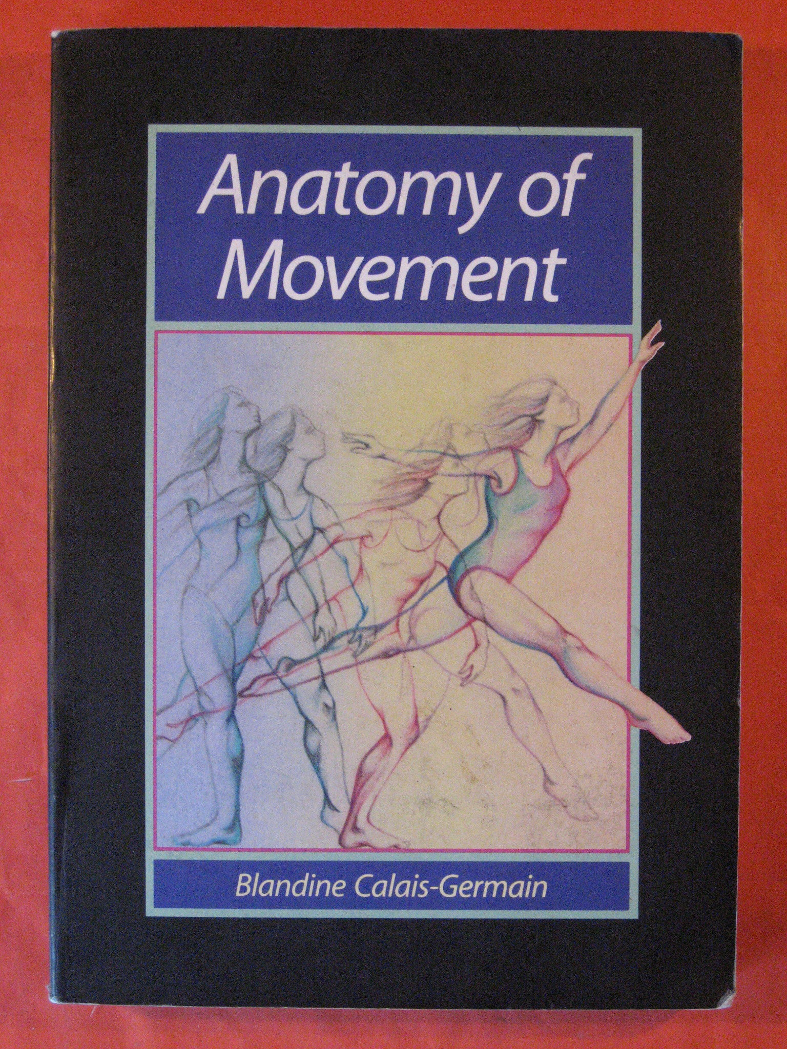Anatomy of Movement, Blandine Calais-Germain