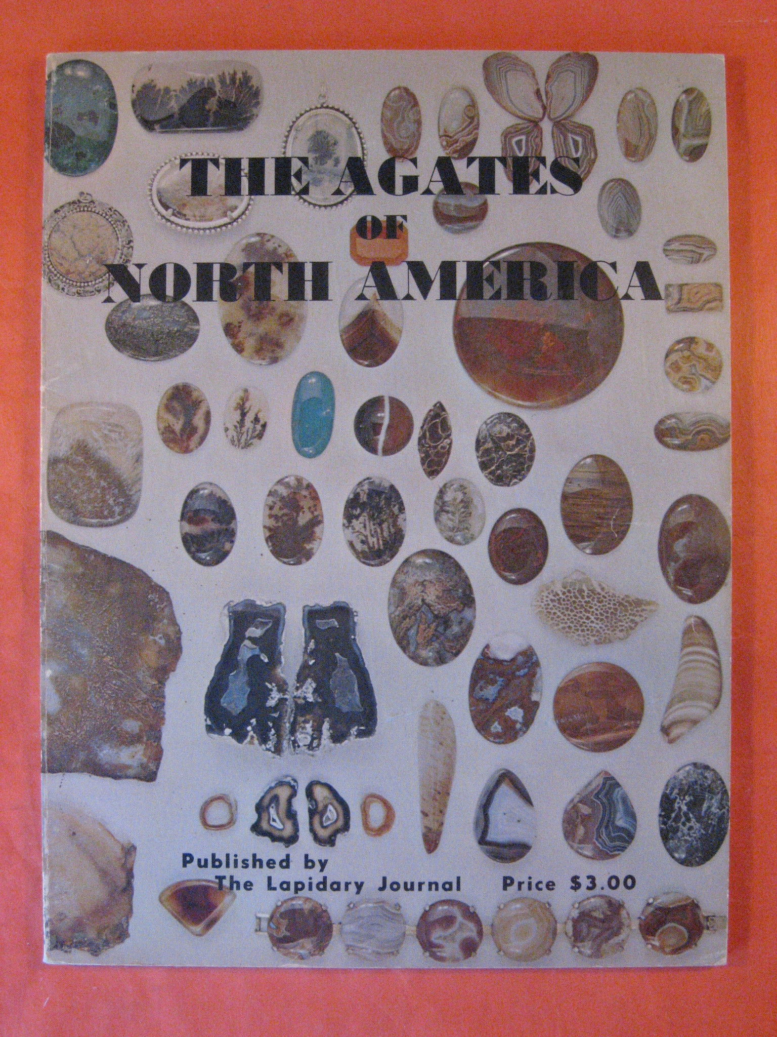 The Agates of North America, Leiper, Hugh
