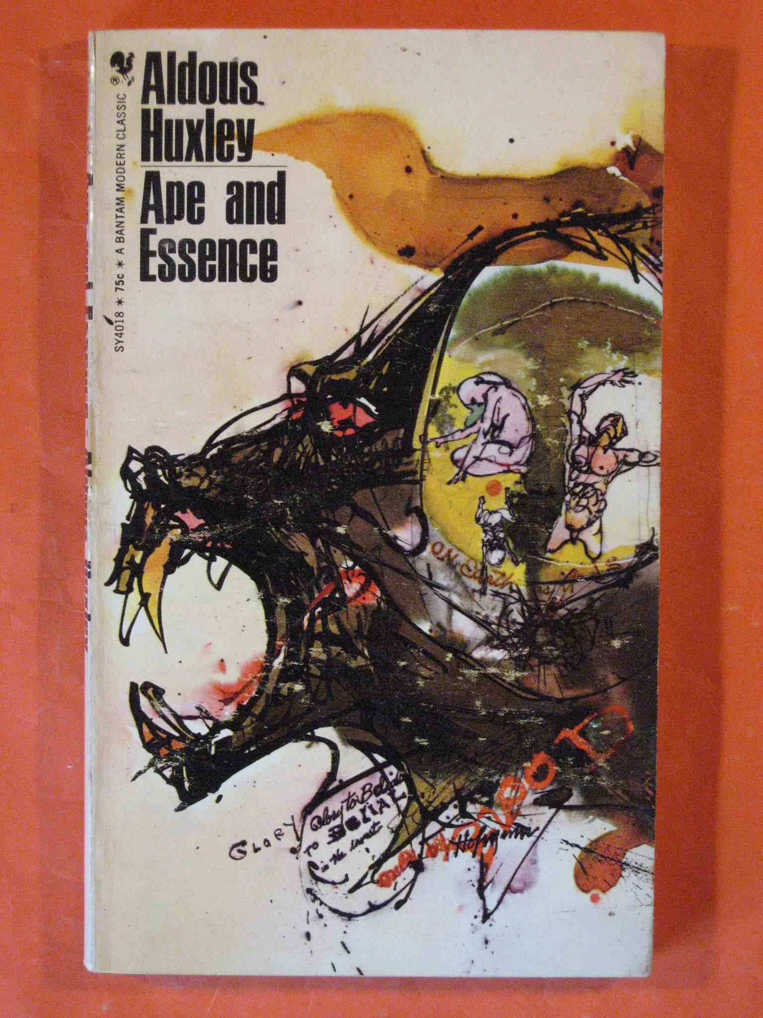 Ape and Essence, Huxley, Aldous