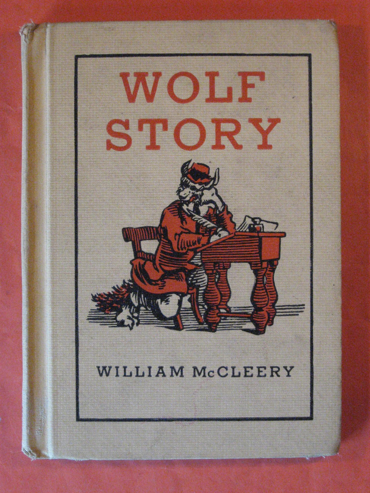 Wolf Story, McCleery, William