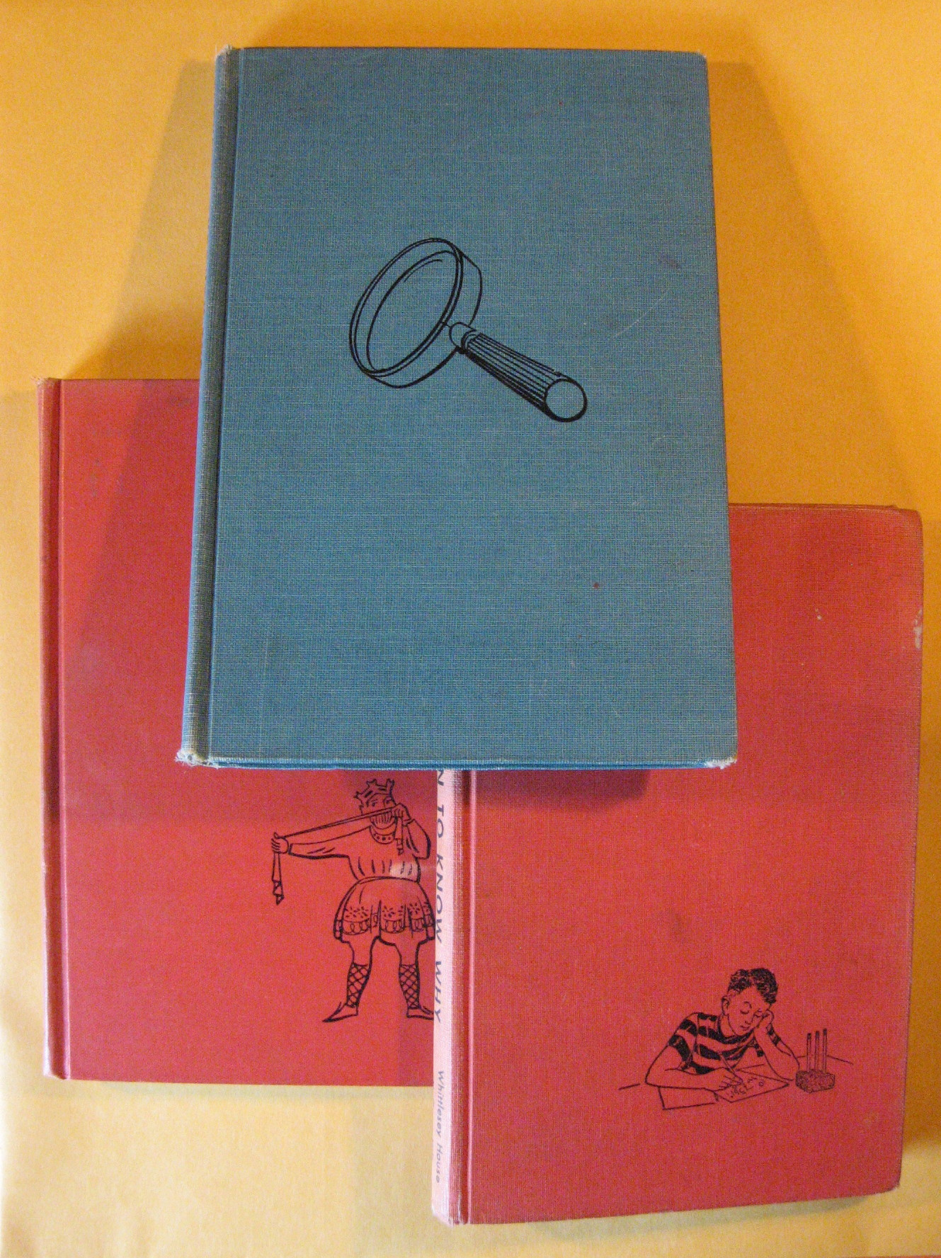 Three Fifties Math and Science Children's Books