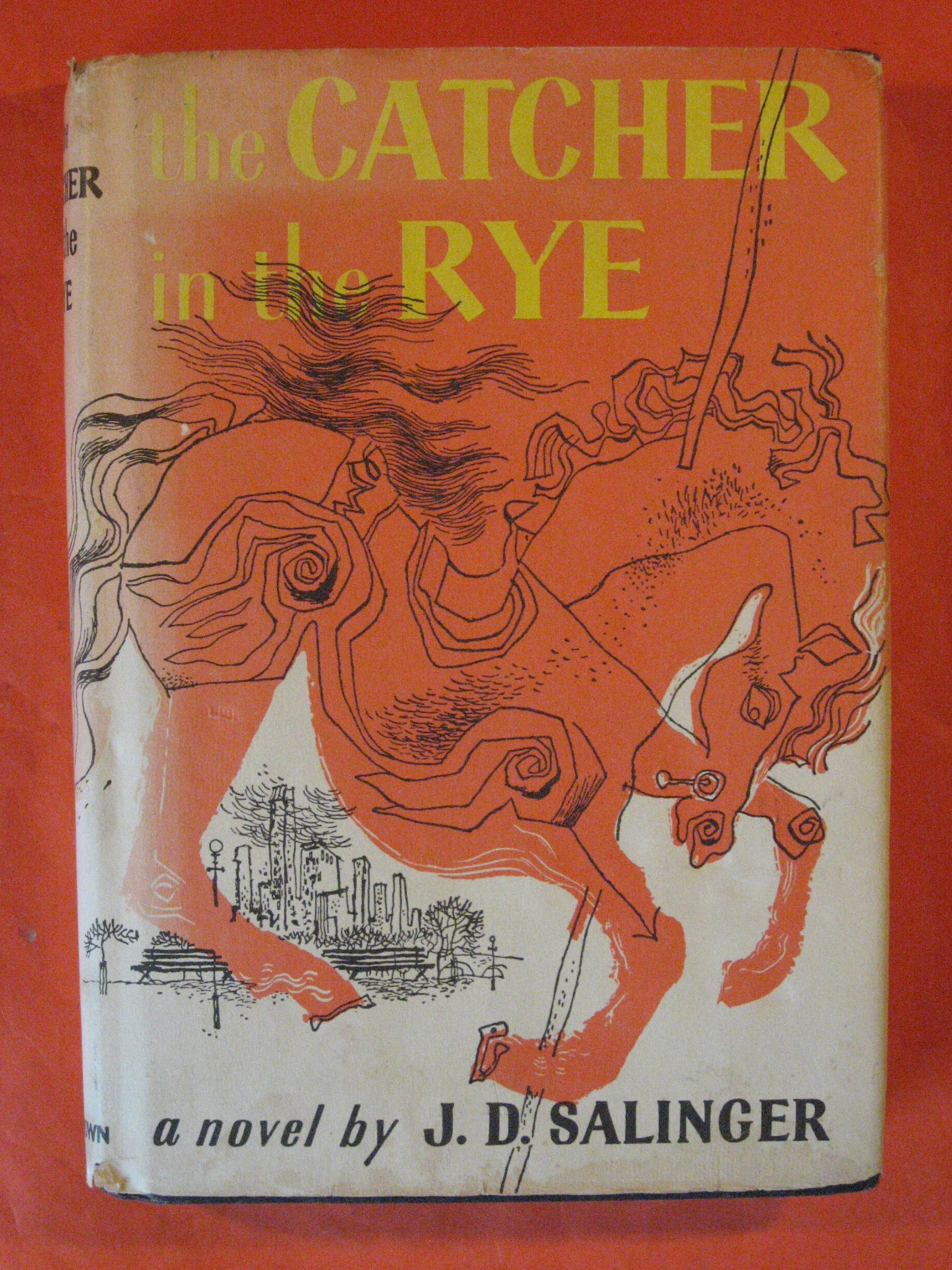 The Catcher in the Rye, Salinger, J. D.