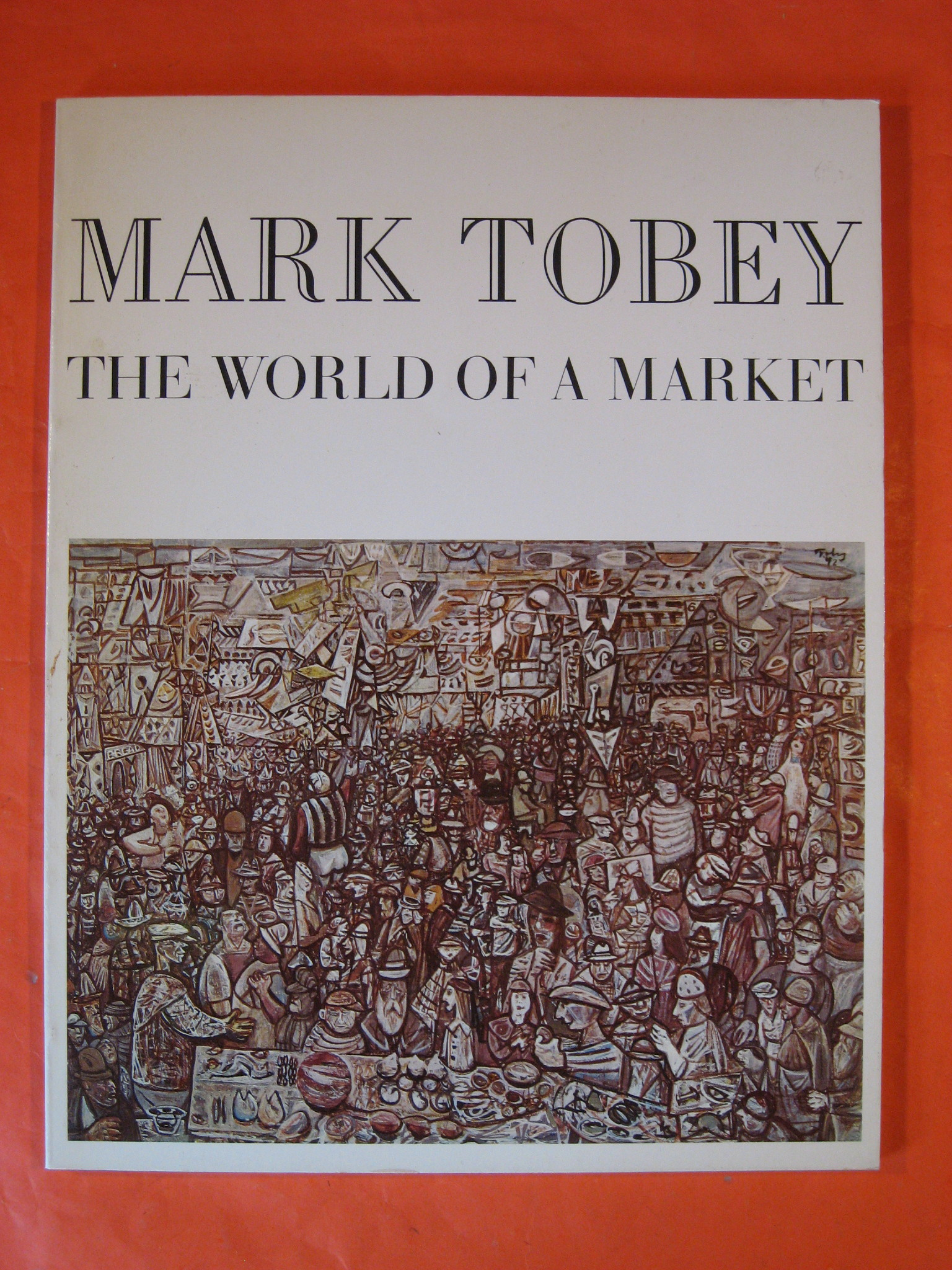 The World of a Market, Tobey, Mark