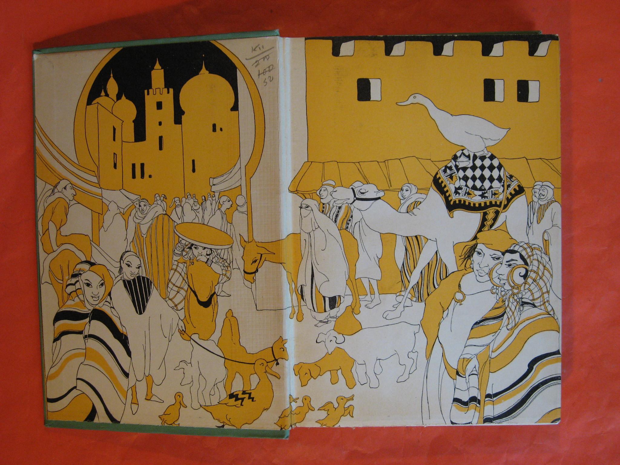Fatma Was a Goose:  Tunis Tales, Martin, Dahris Butterworth