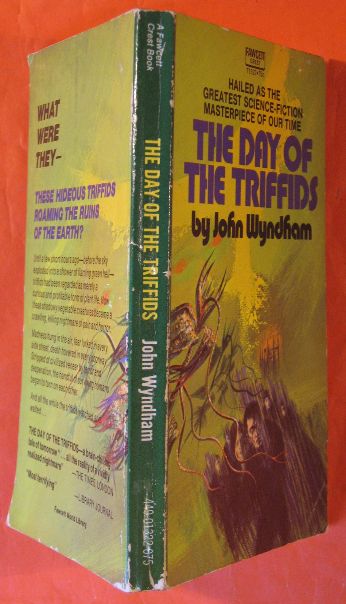 The Day of the Triffids, Wyndham, John