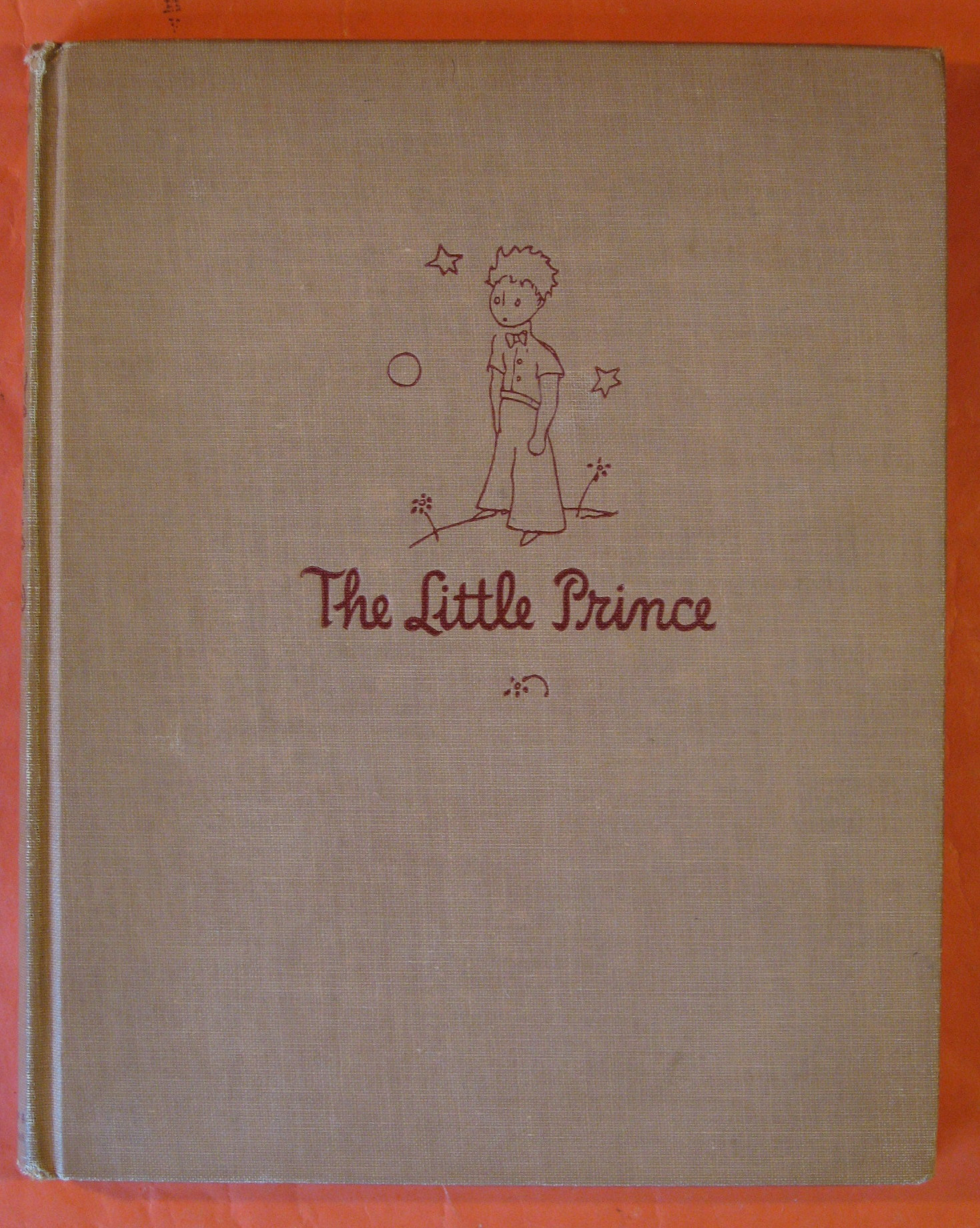 The Little Prince, de Saint-Exupéry, Antoine