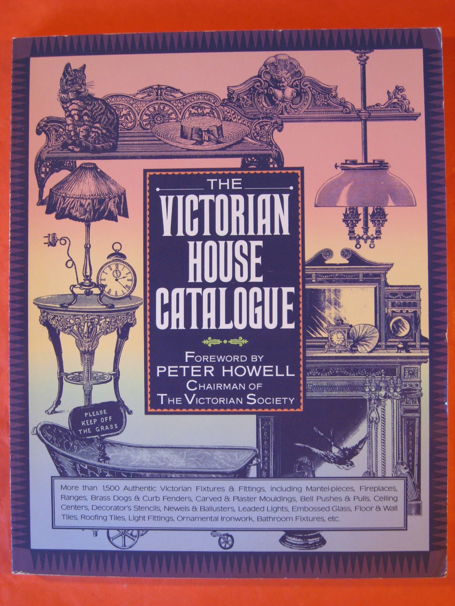 The Victorian House Catalogue, Howell, Peter