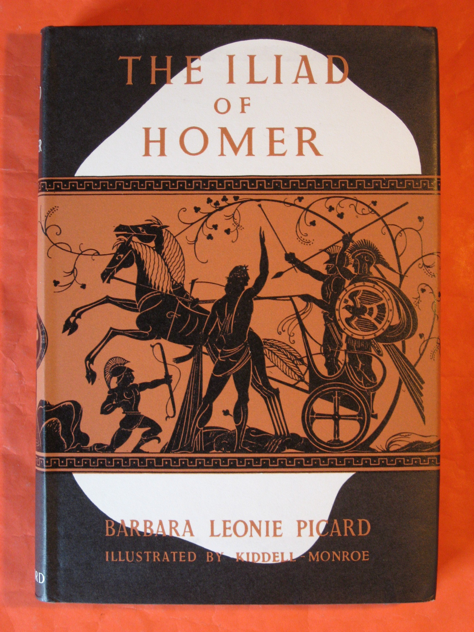 The Iliad of Homer, Homer; Picard, Barbara Leonie