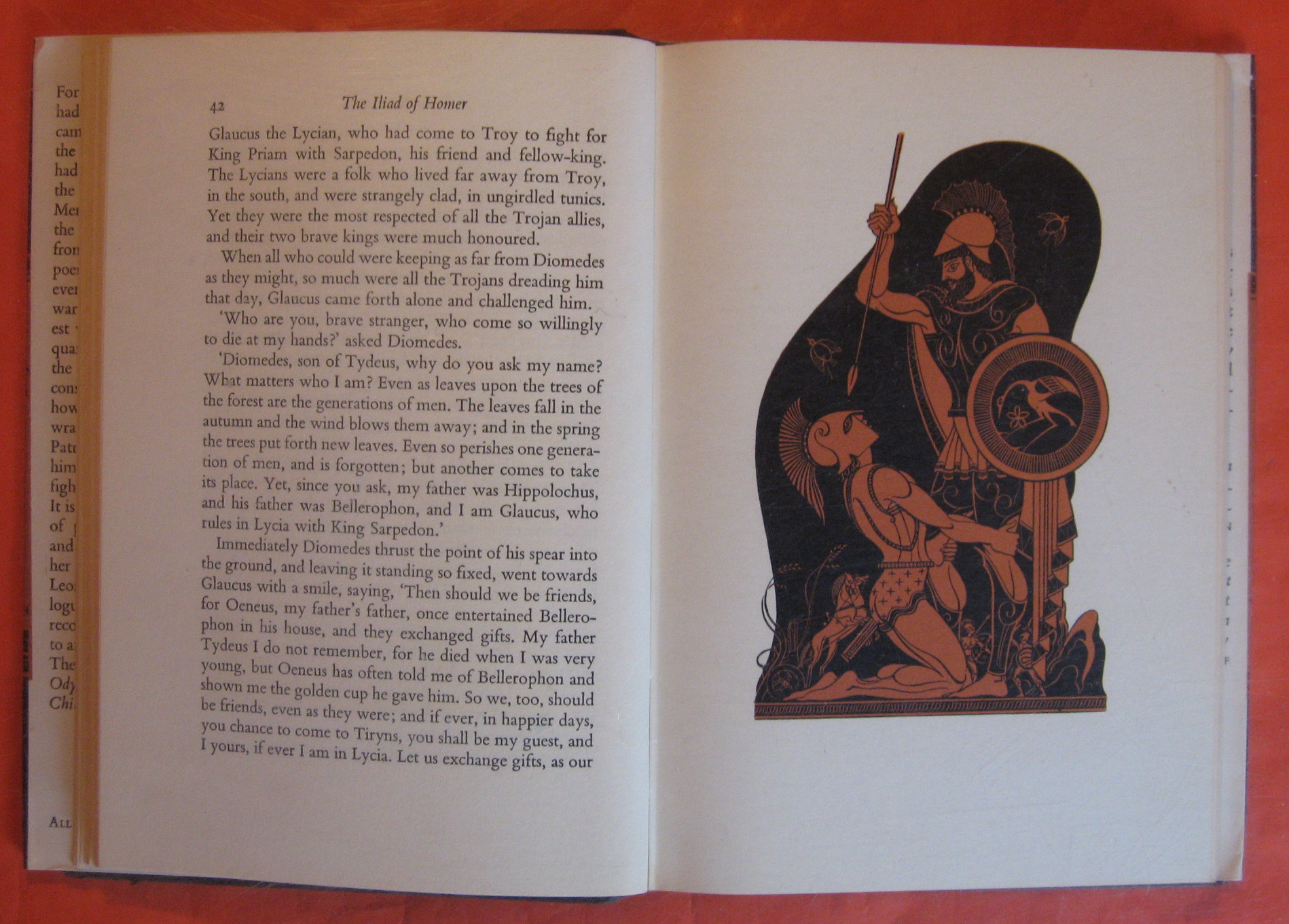 Image for Iliad of Homer, The