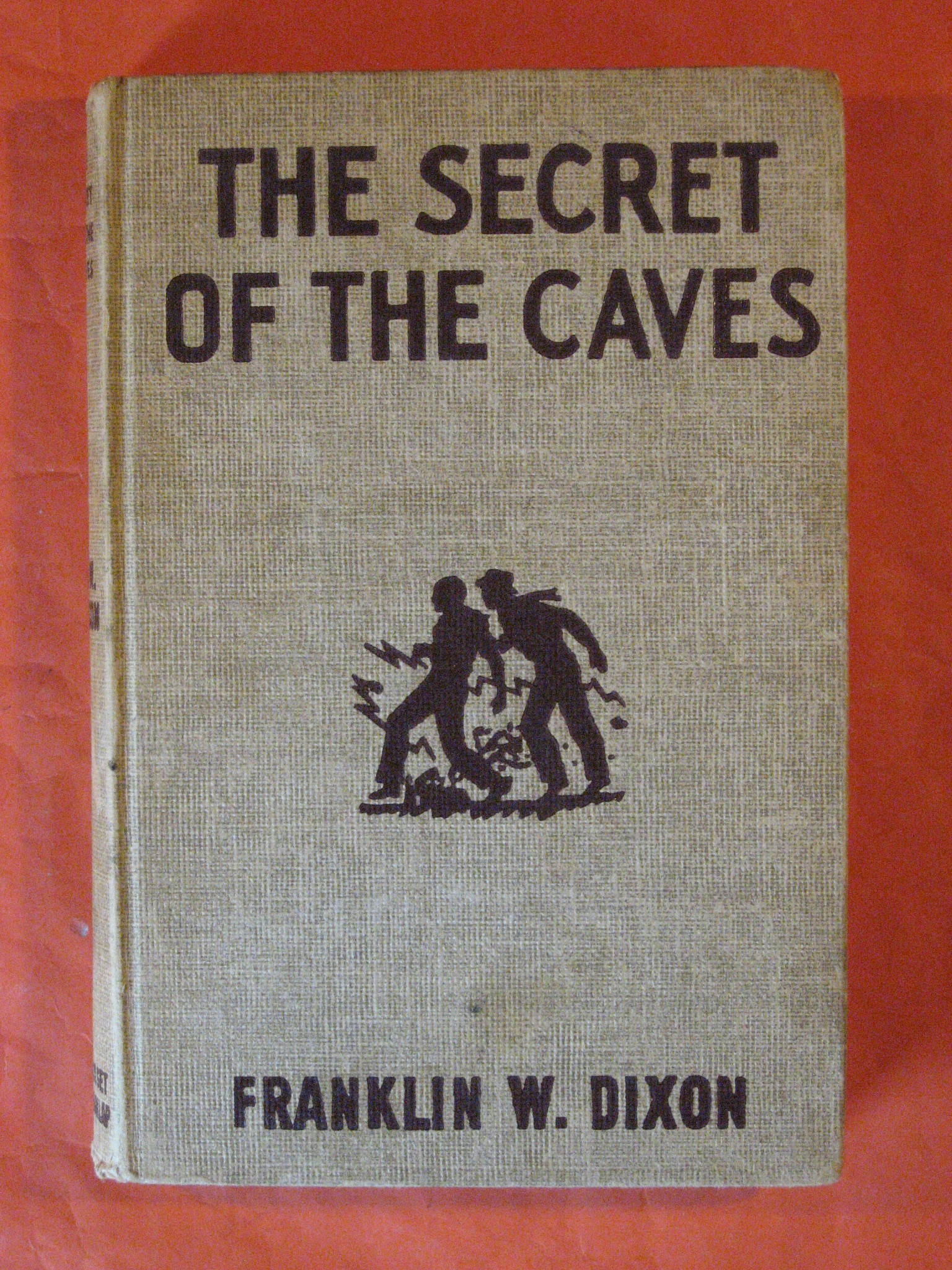 The Secret of the Caves (Hardy Boys Mystery Stories), Dixon, Franklin W.