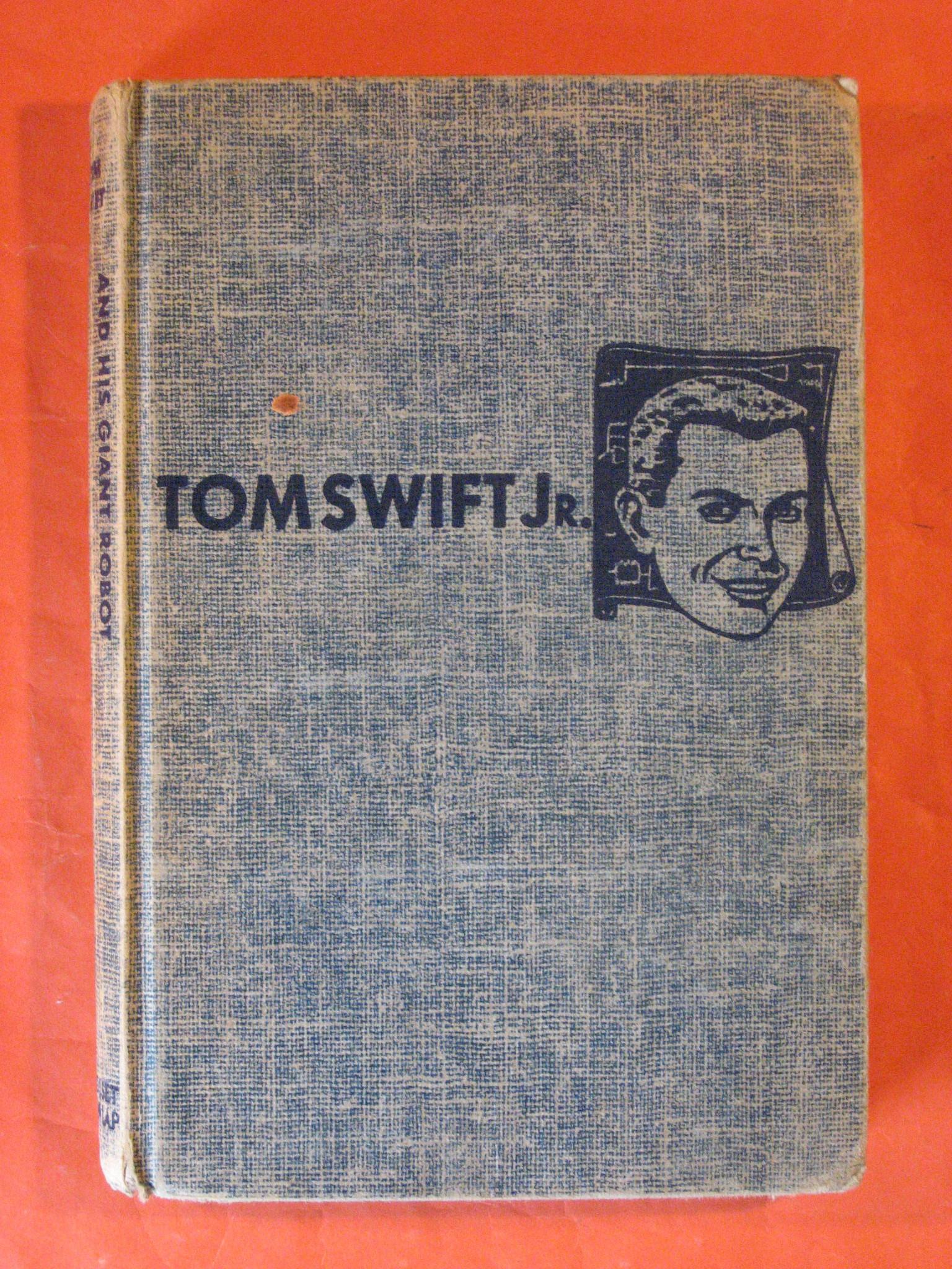 Tom Swift and His Giant Robot, Appleton II, Victor