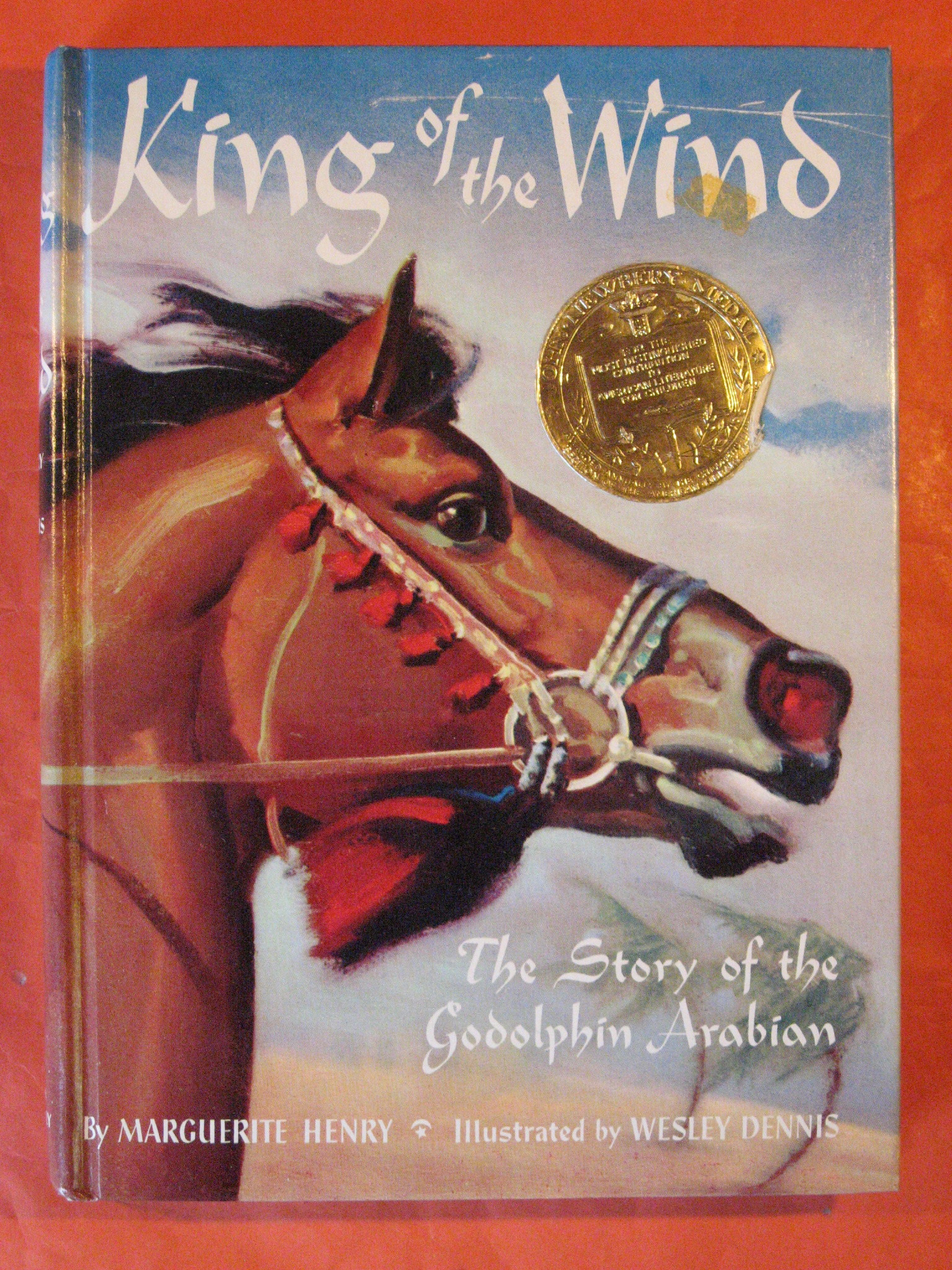 King of the Wind:  The Story of the Godolphin Arabian, Henry, Marguerite