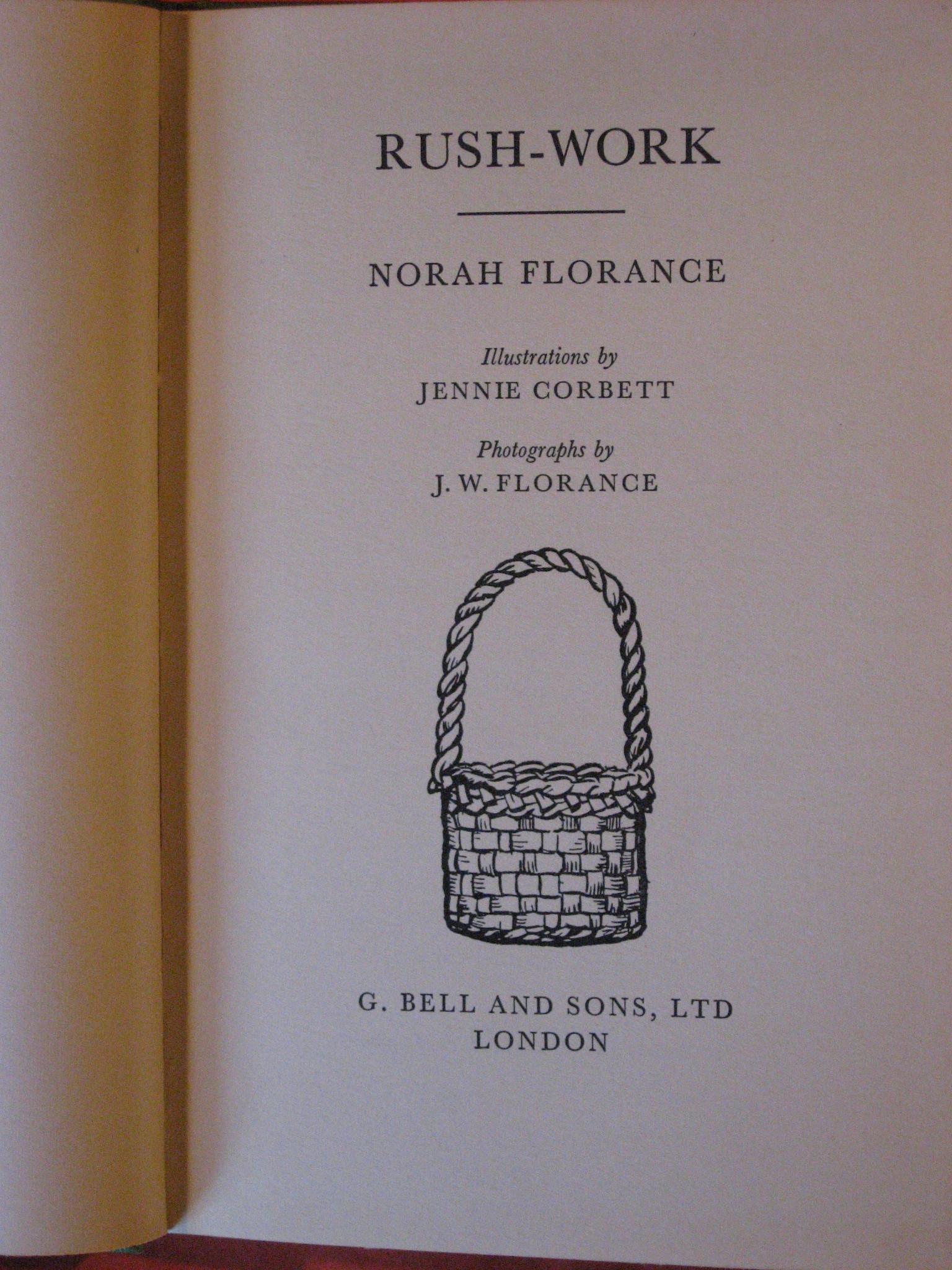 Rush - Work, Florance, Norah