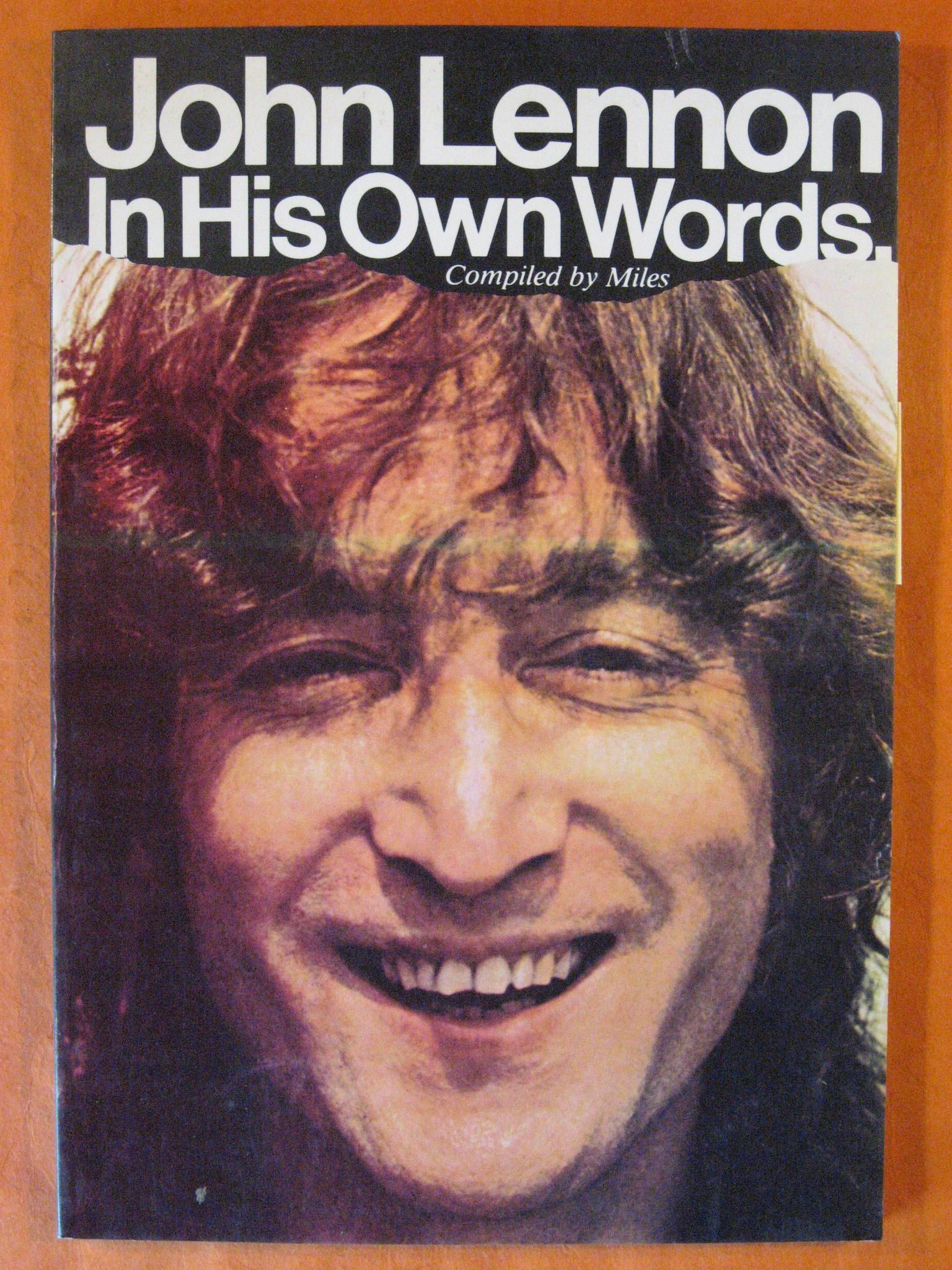 John Lennon in his own words, John Lennon