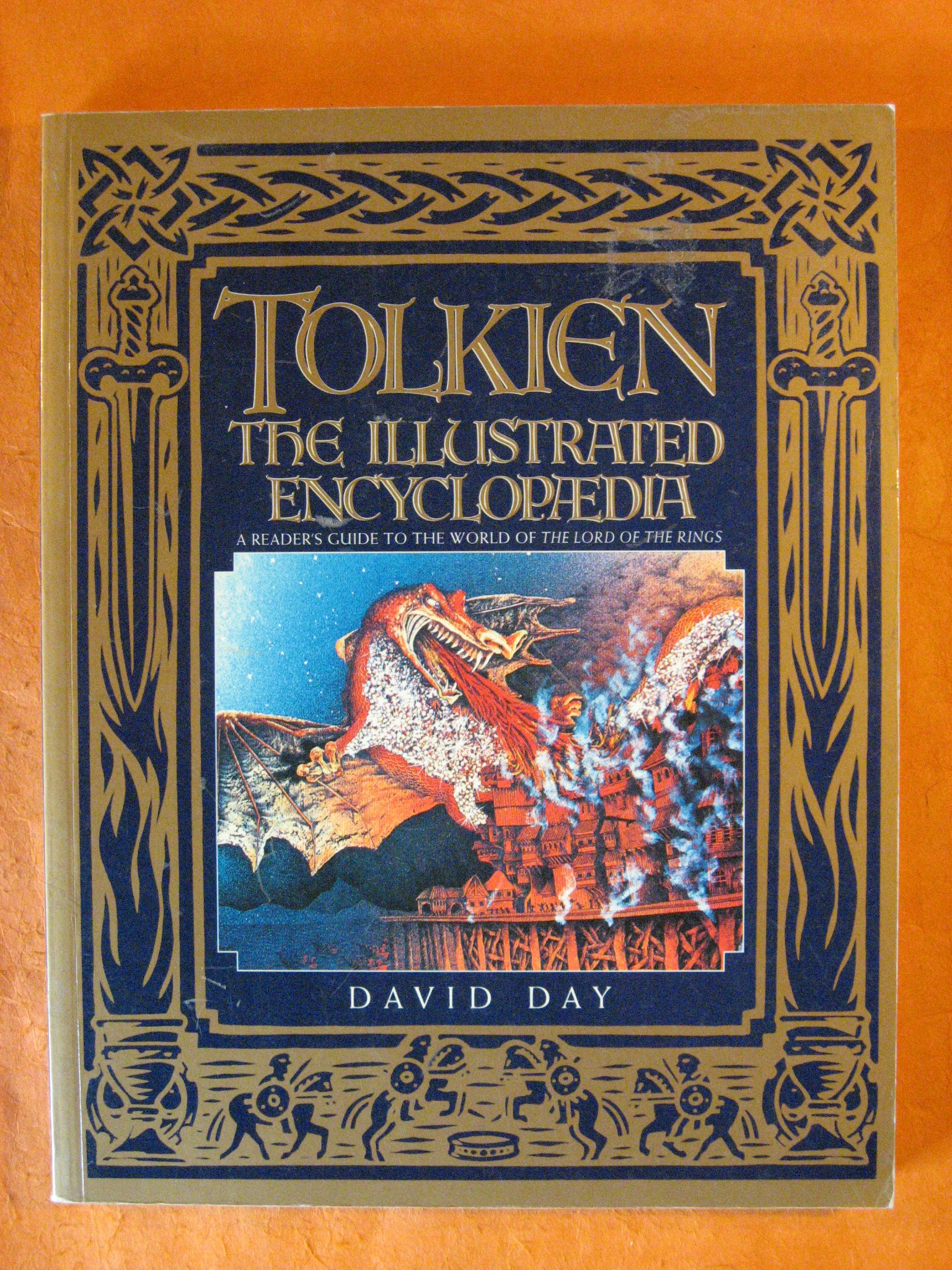 Tolkien : The Illustrated Encyclopaedia, Day, David