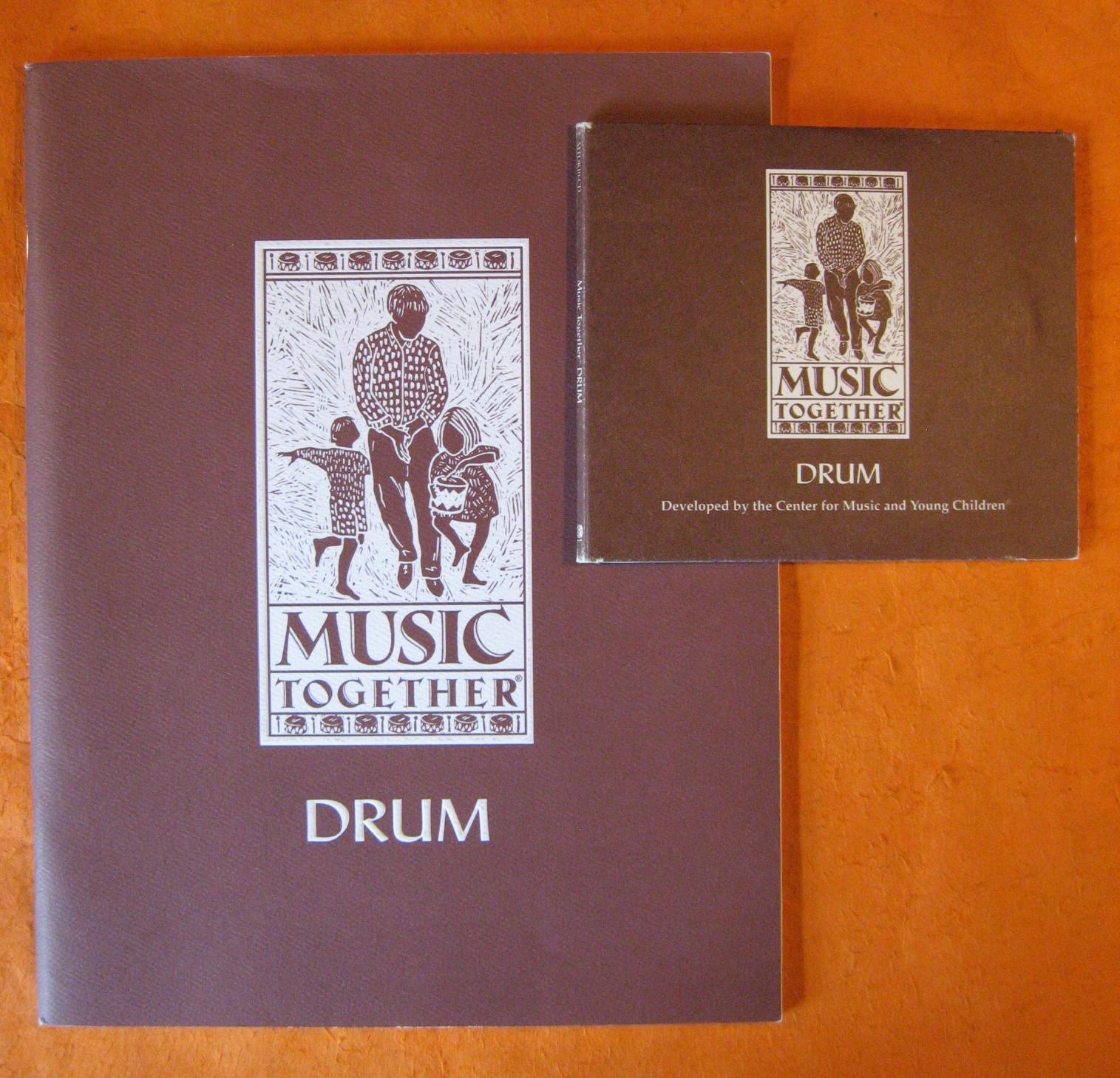 Music Together; Drum Book & CD Set, Guilmartin, Kenneth K. ; Levinowitz, Lili M.