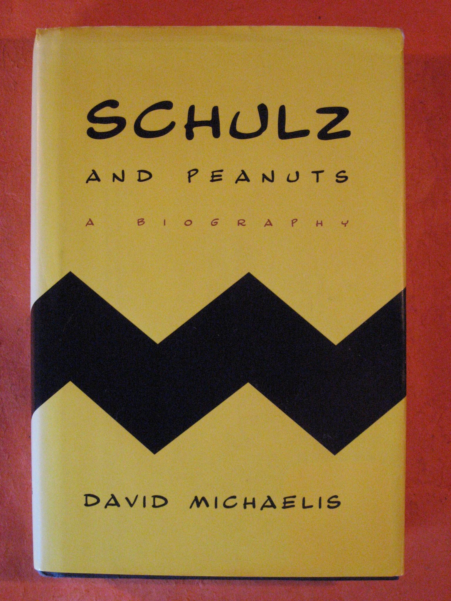 Schulz and Peanuts: A Biography, Michaelis, David