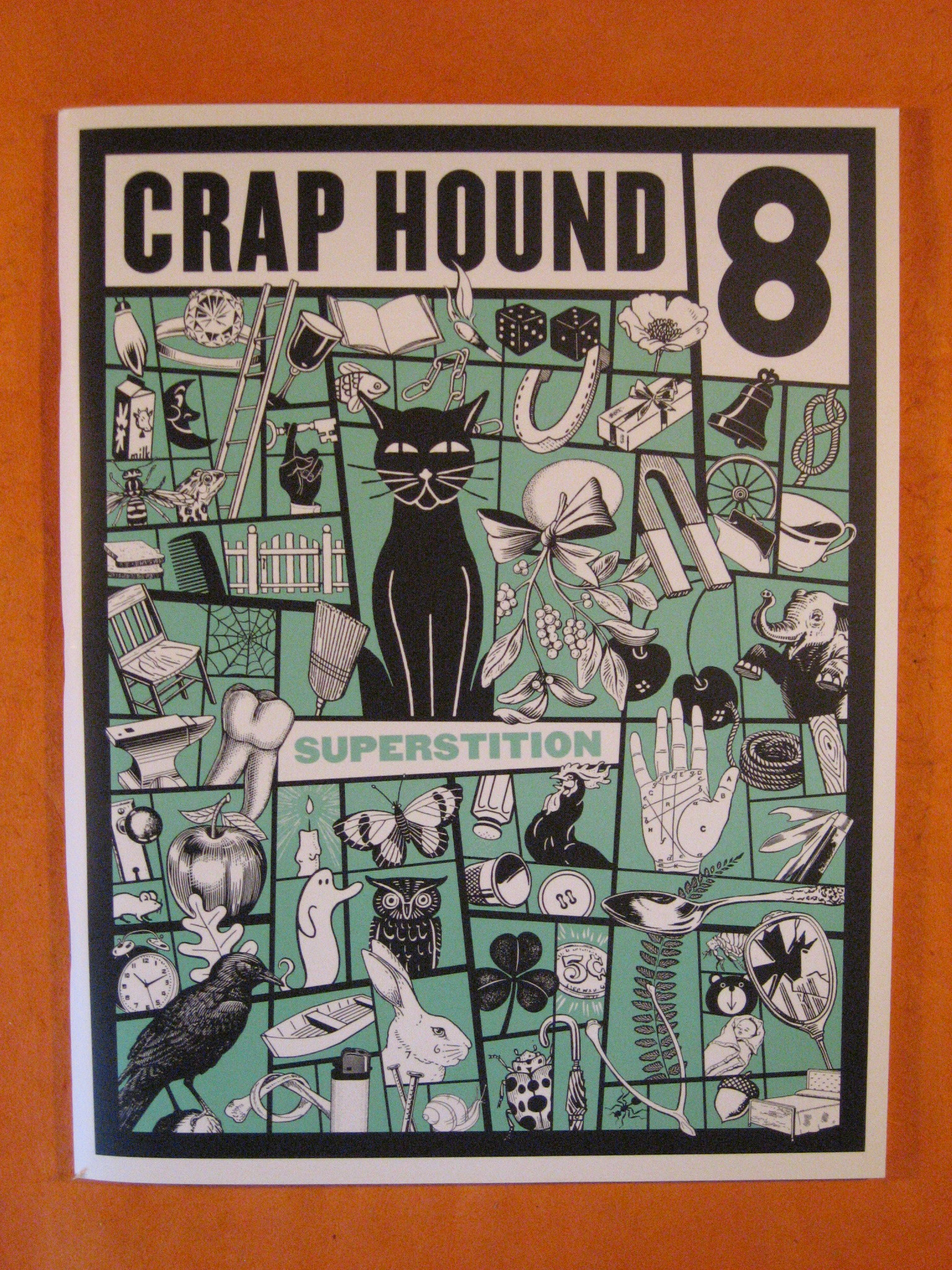 Crap Hound #8: Superstition, Tejaratchi, Sean