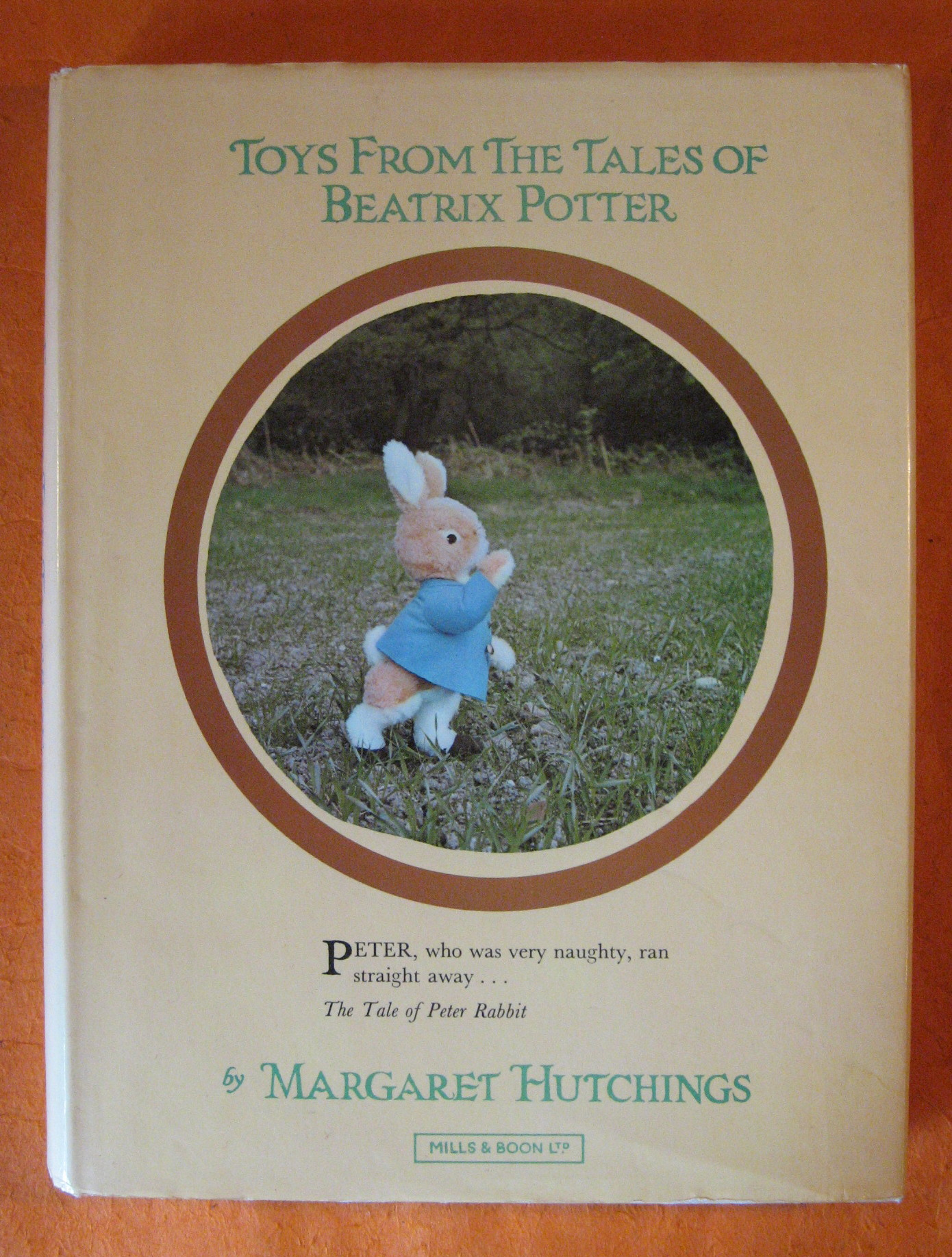Toys from the Tales of Beatrix Potter, Hutchings, Margaret