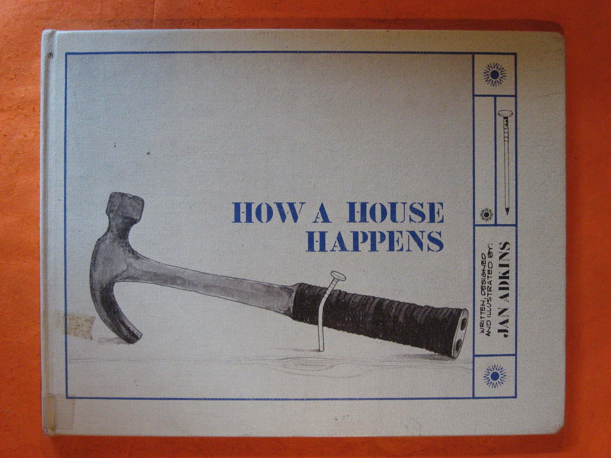 How a House Happens, Adkins, Jan
